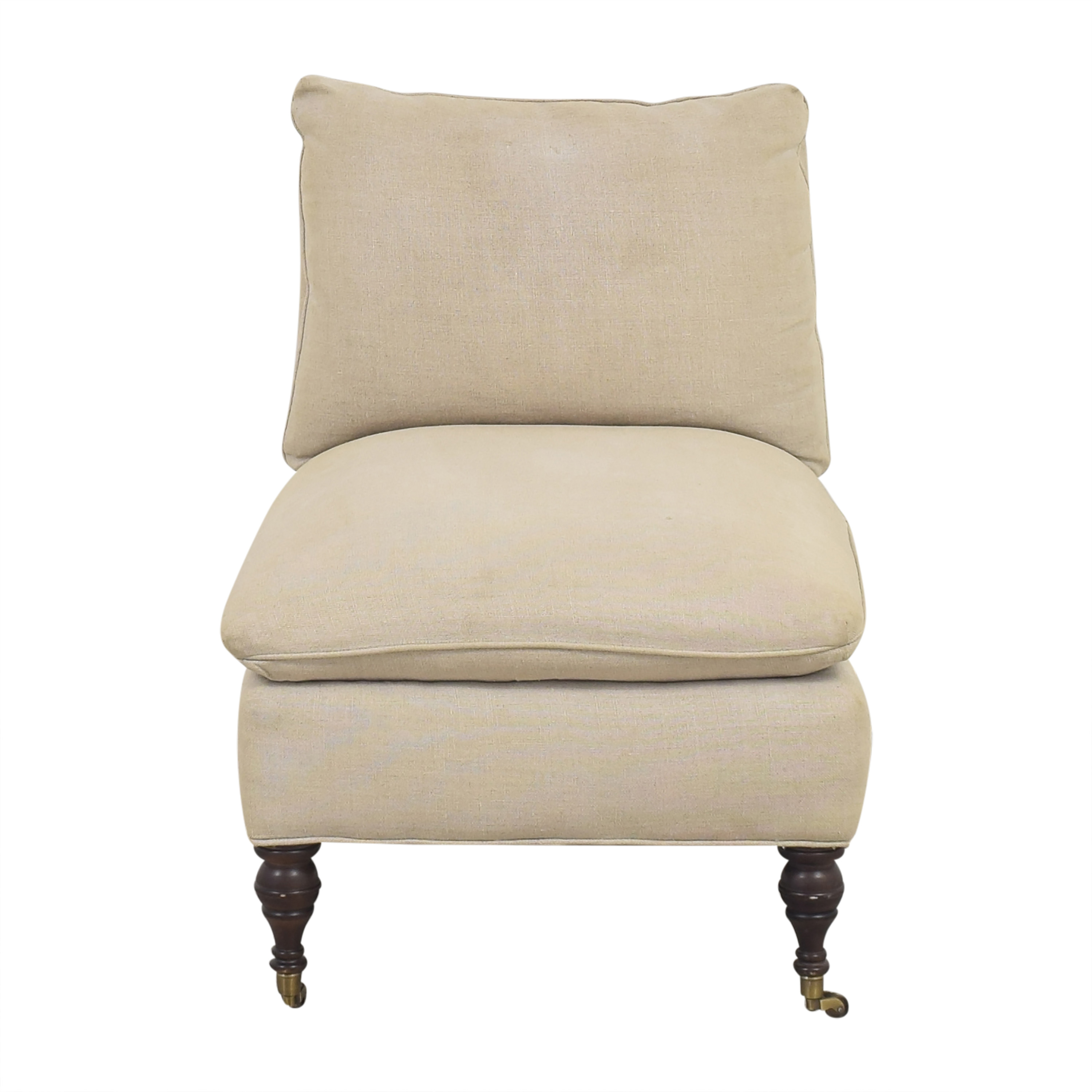 shop Mitchell Gold + Bob Williams Slipper Chair Mitchell Gold + Bob Williams Accent Chairs