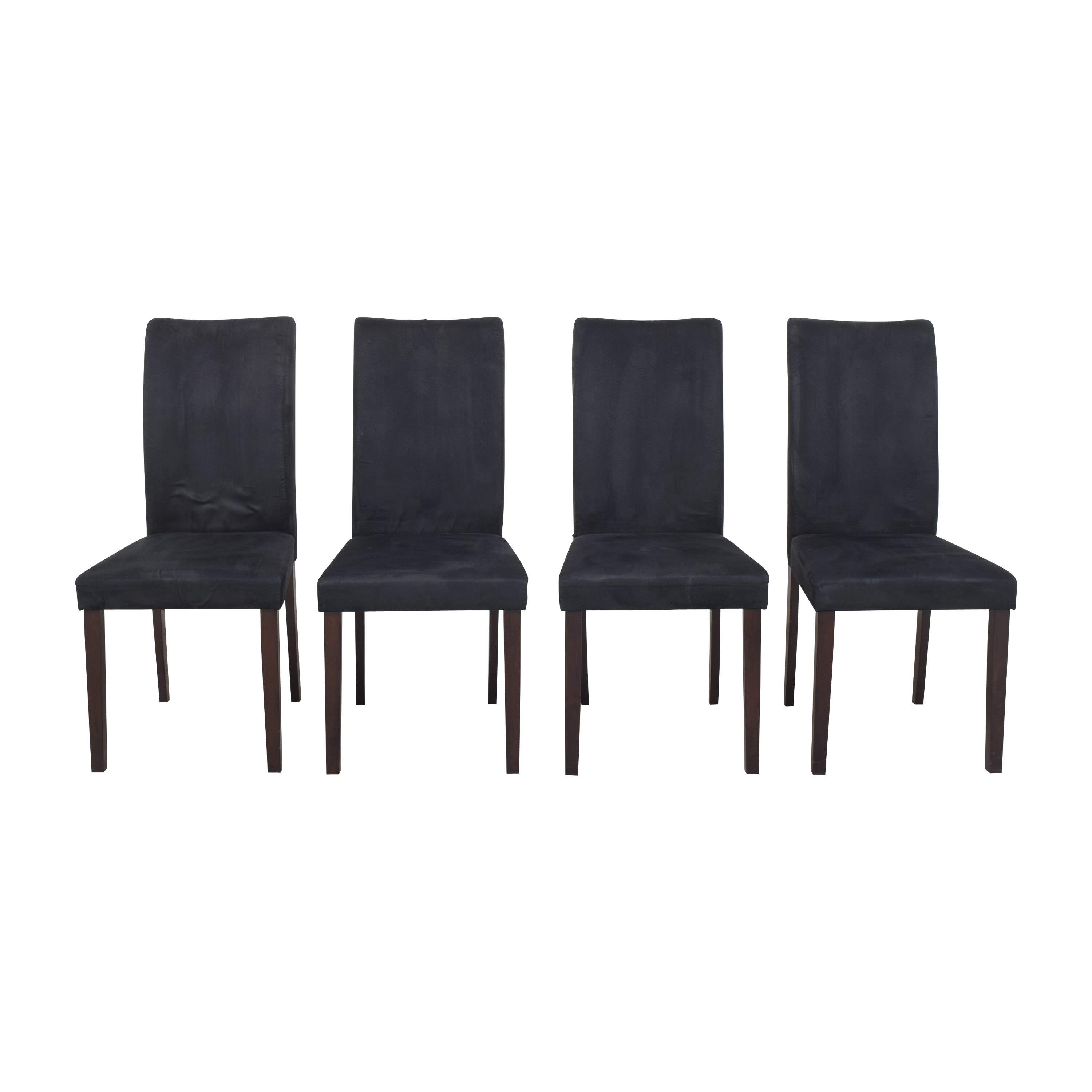 High Back Dining Chairs second hand