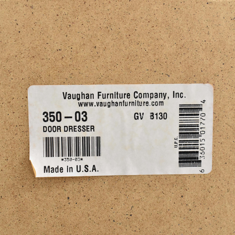 Vaughan Furniture Vaughan Furniture Dresser with Mirror used
