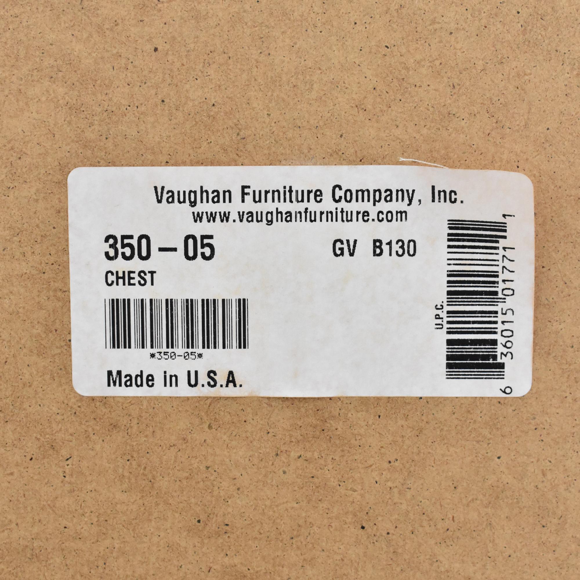 buy Vaughan Furniture Five Drawer Chest Vaughan Furniture Dressers