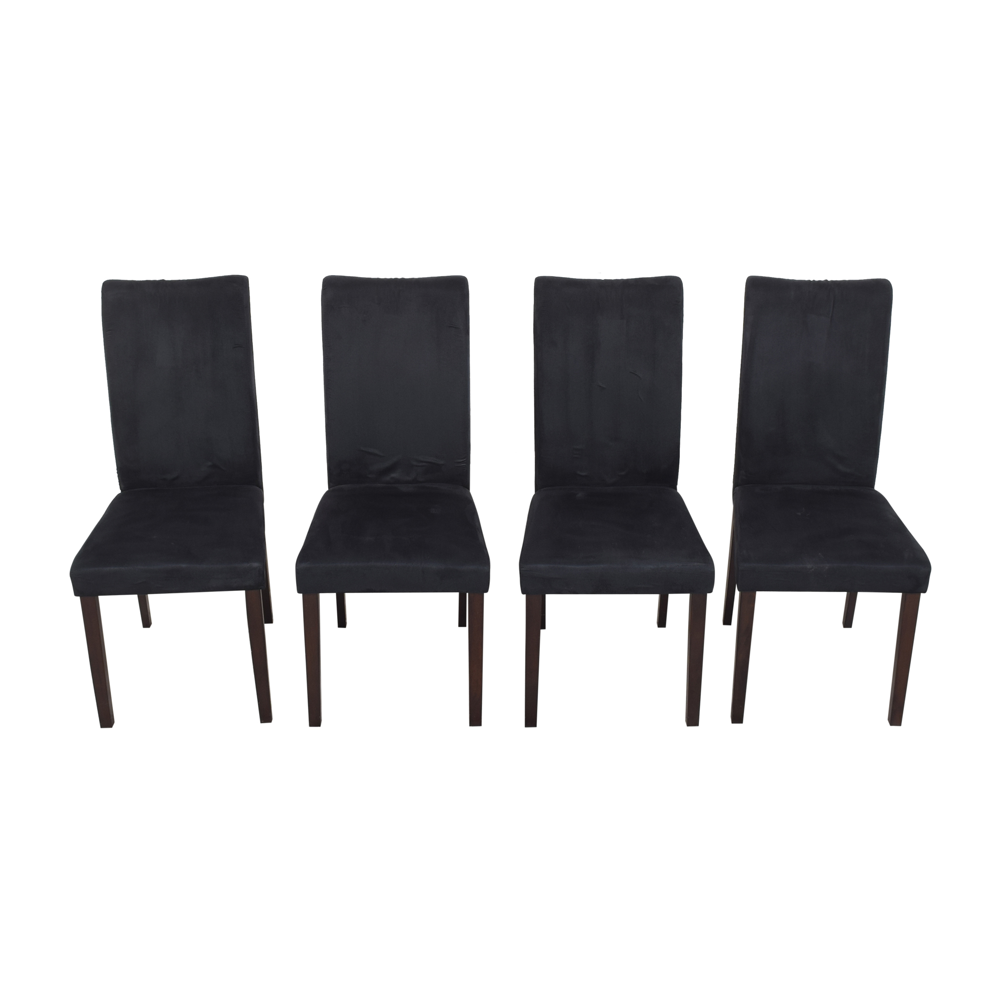 High Back Dining Chairs used