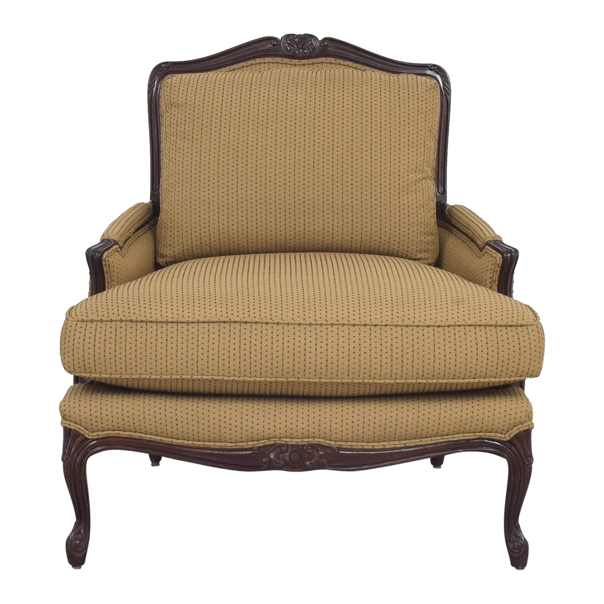 shop Calico Bergere Accent Chair Calico Chairs