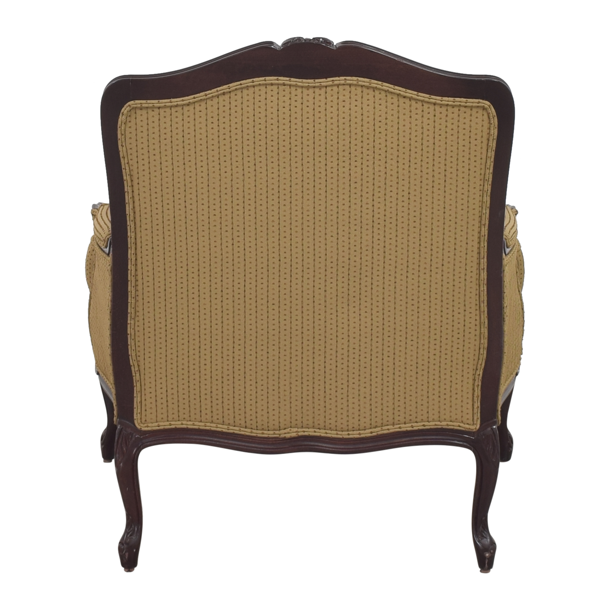 Calico Calico Bergere Accent Chair for sale