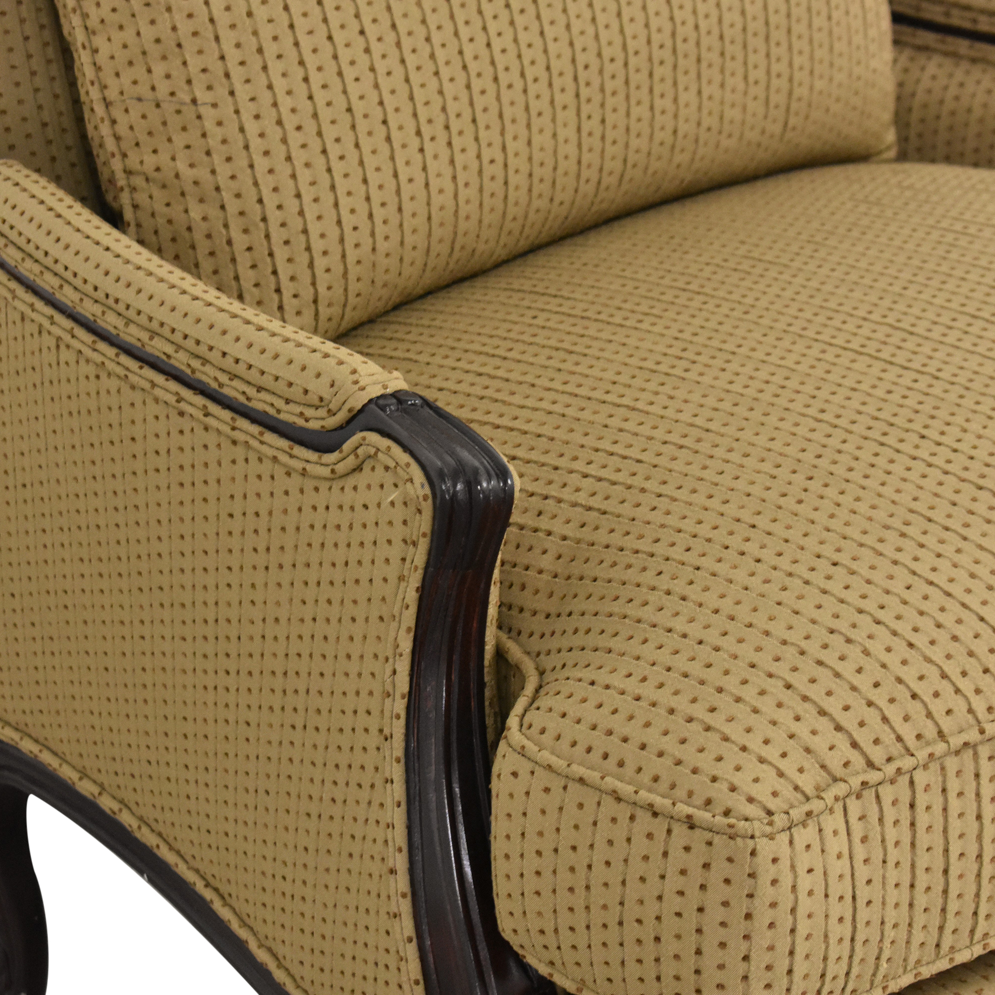 Calico Calico Bergere Accent Chair nj