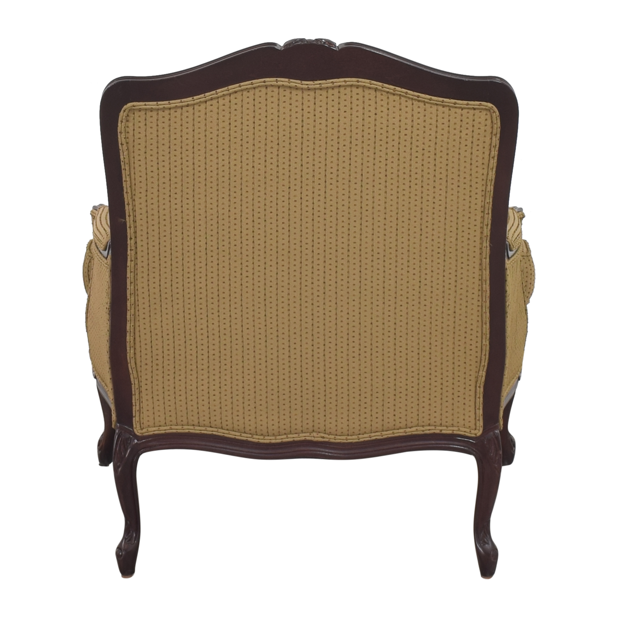 buy Calico Bergere Accent Chair Calico