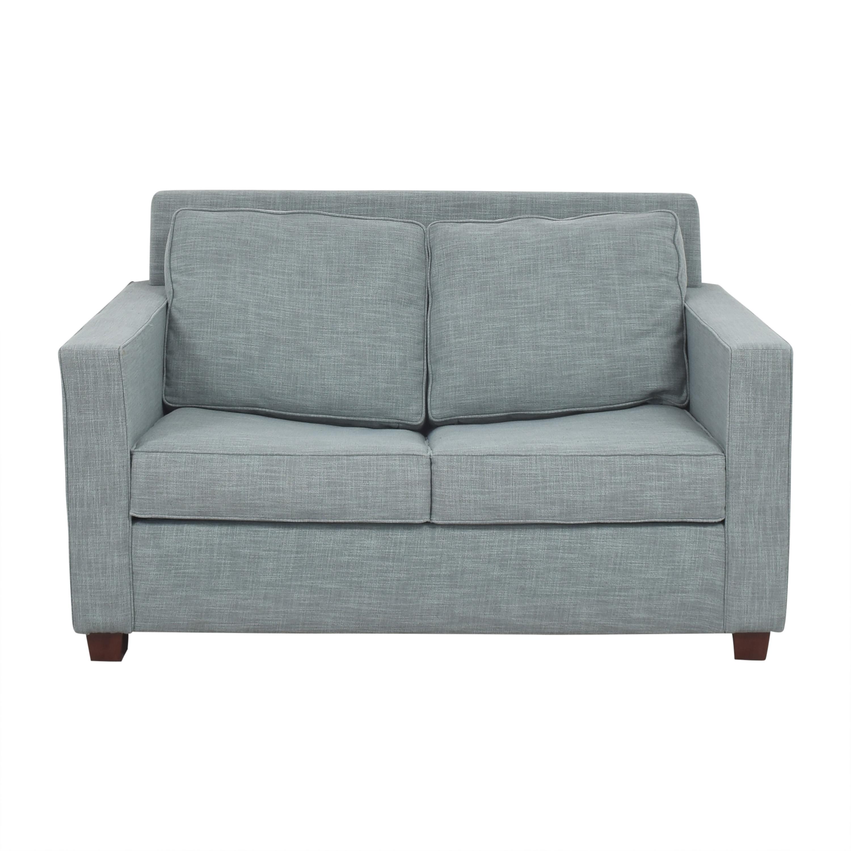 West Elm West Elm Henry Twin Sleeper Sofa price