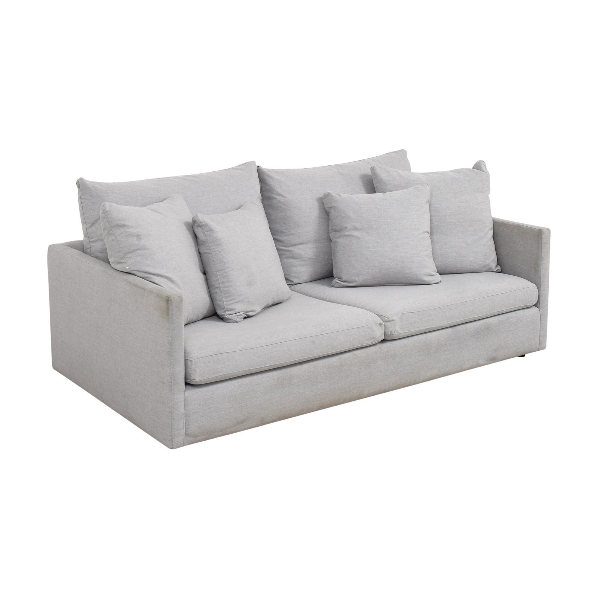shop ABC Carpet & Home Two Cushion Sofa ABC Carpet & Home