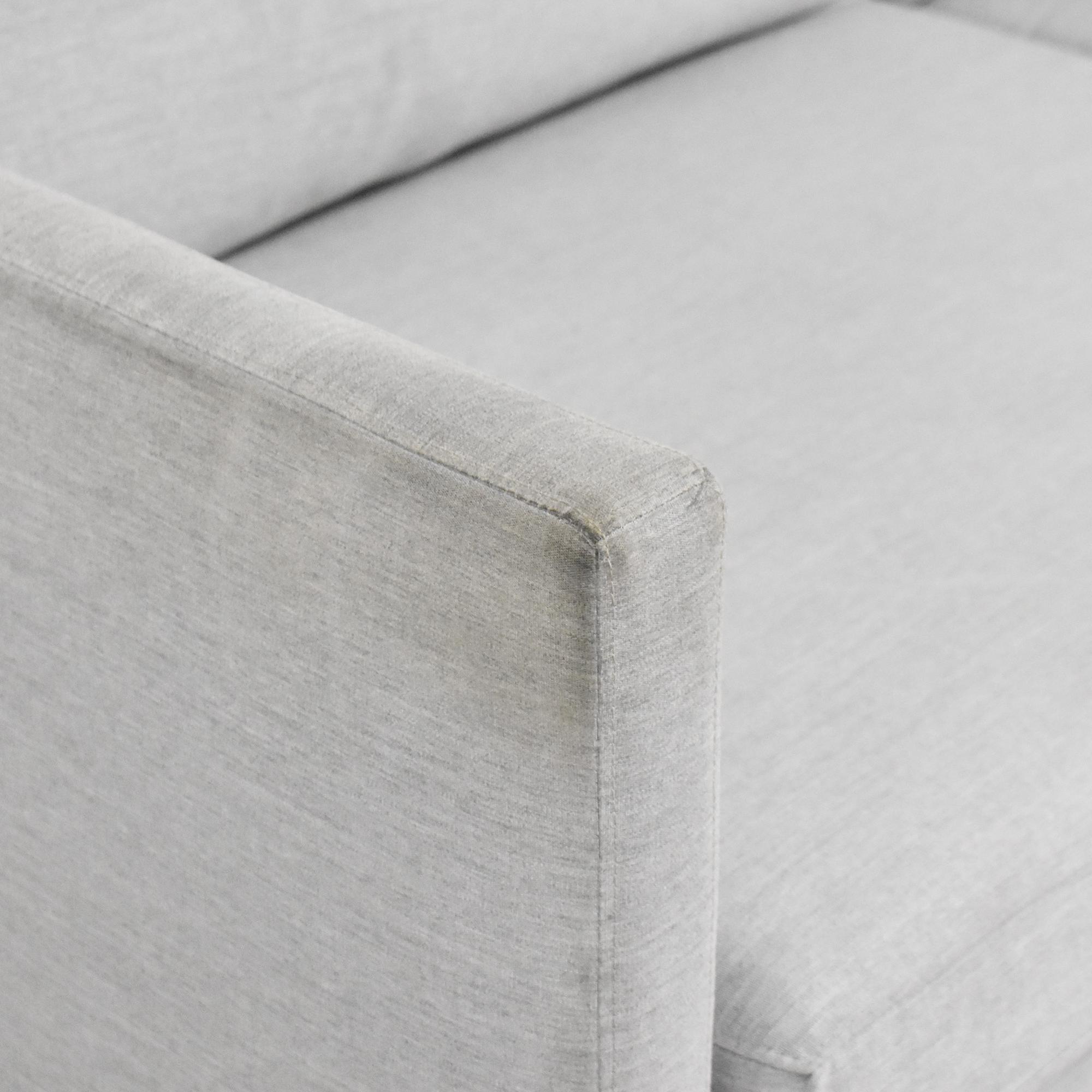 ABC Carpet & Home ABC Carpet & Home Two Cushion Sofa price