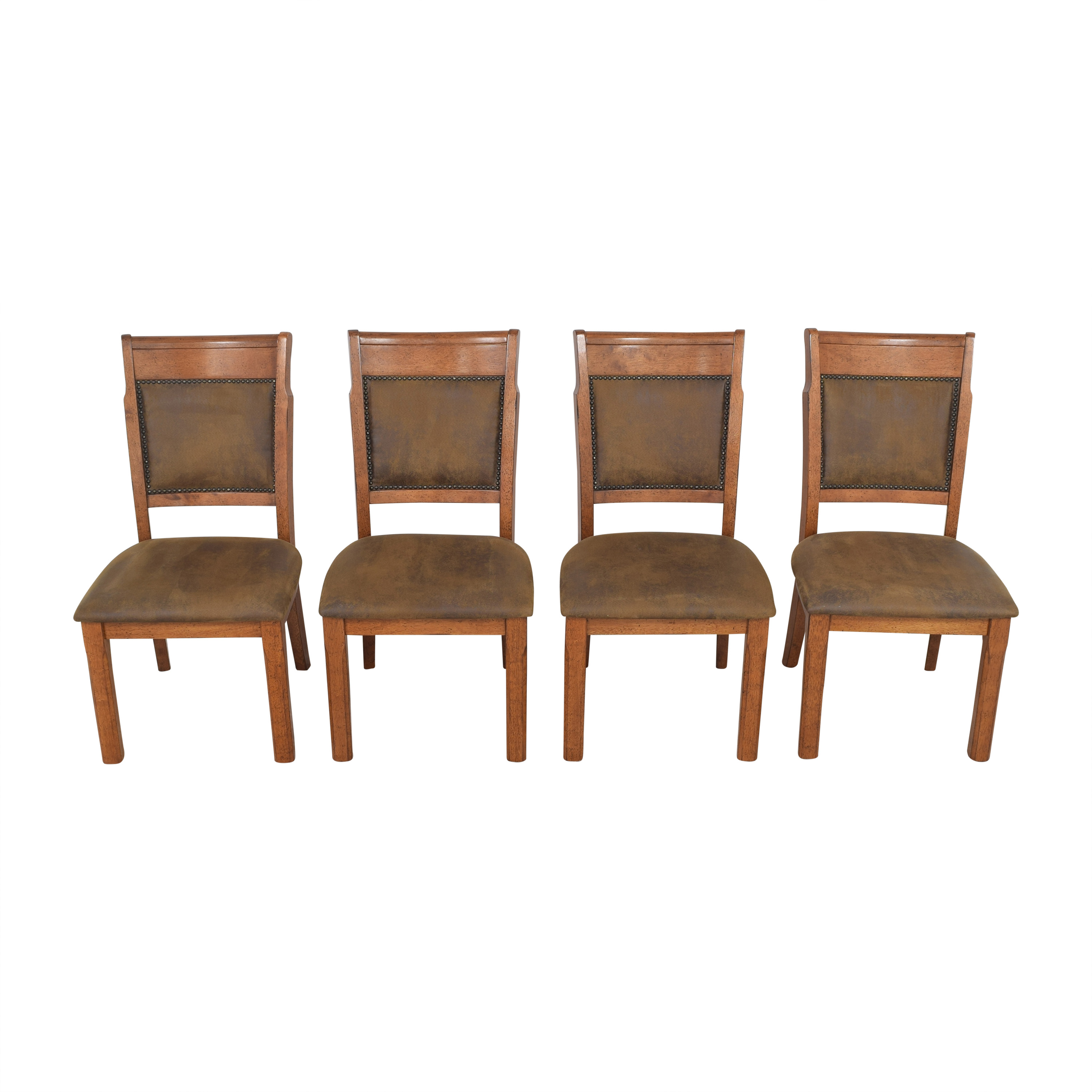 Raymour & Flanigan Raymour & Flanigan Soleste Dining Chairs on sale