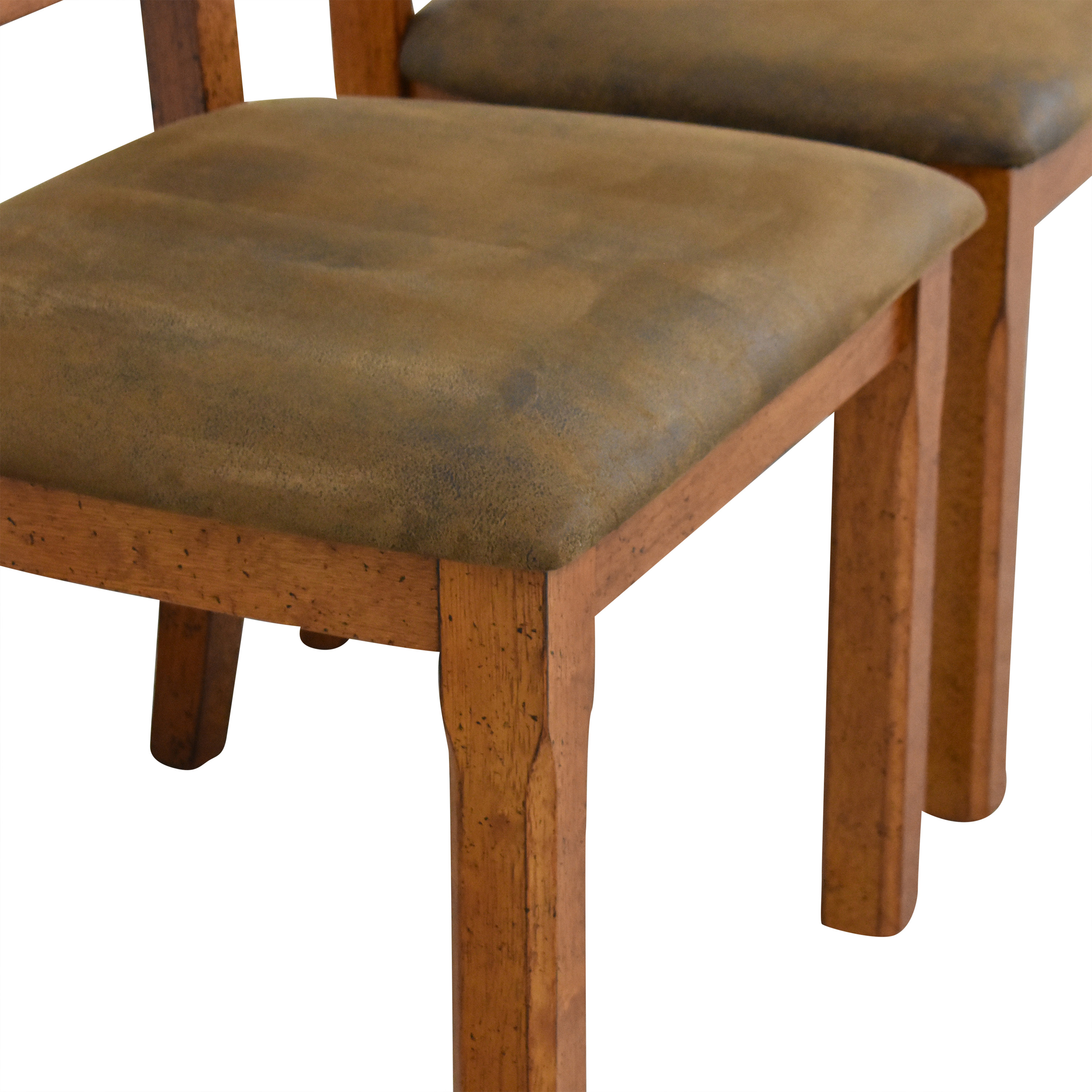 Raymour & Flanigan Raymour & Flanigan Soleste Dining Chairs ct