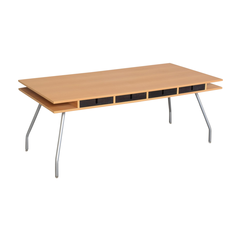 Room & Board Four Drawer Desk sale
