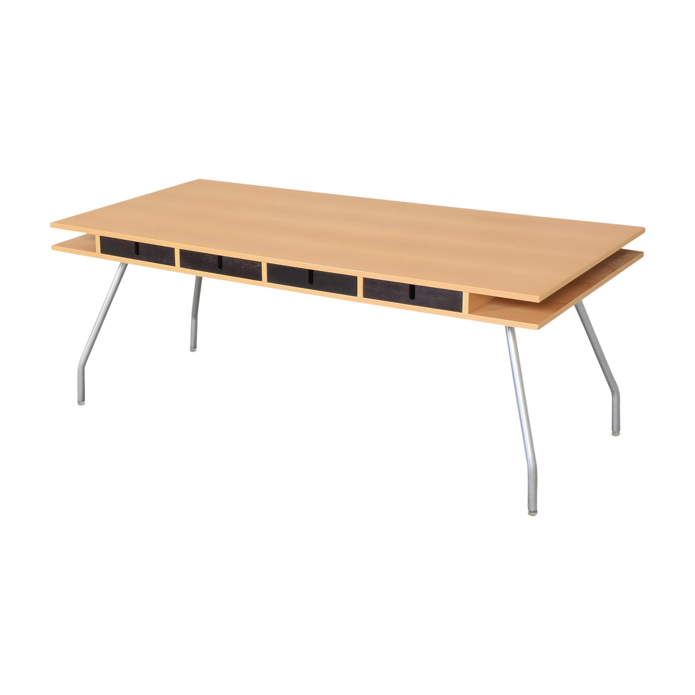 Room & Board Room & Board Four Drawer Desk ct