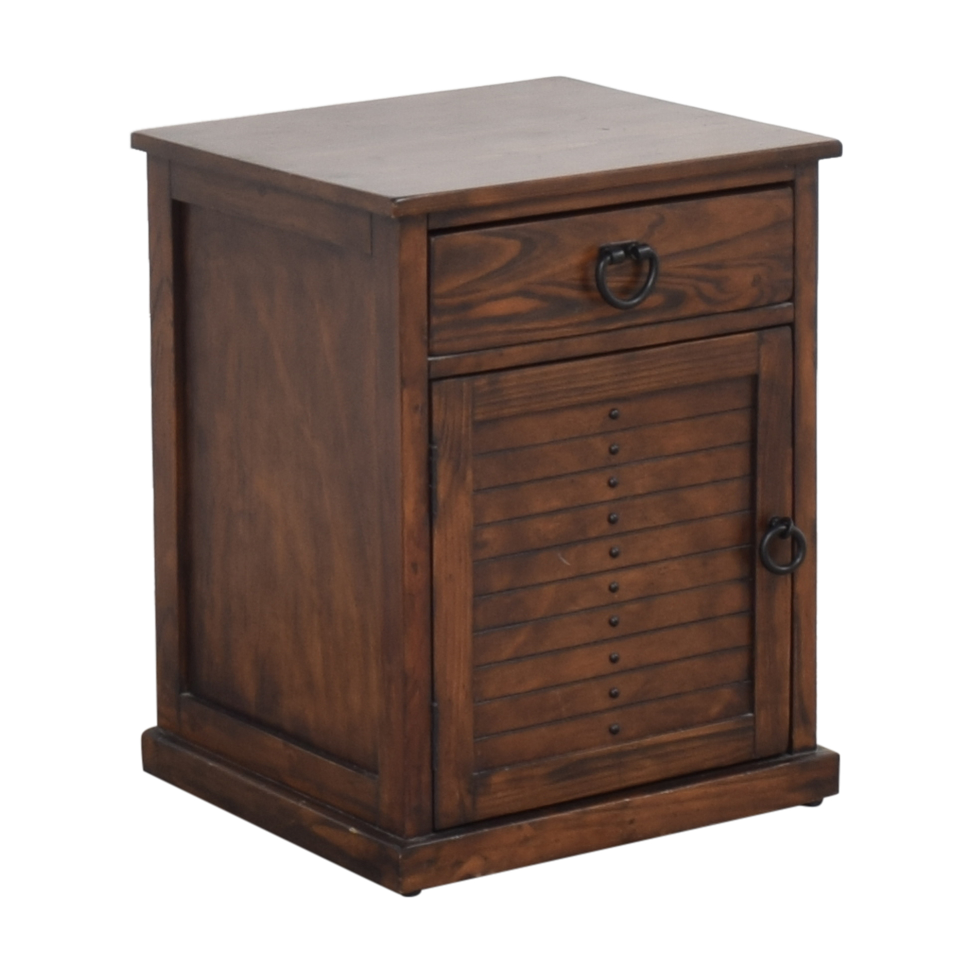 Pier 1 Pier 1 Single Drawer Nightstand End Tables