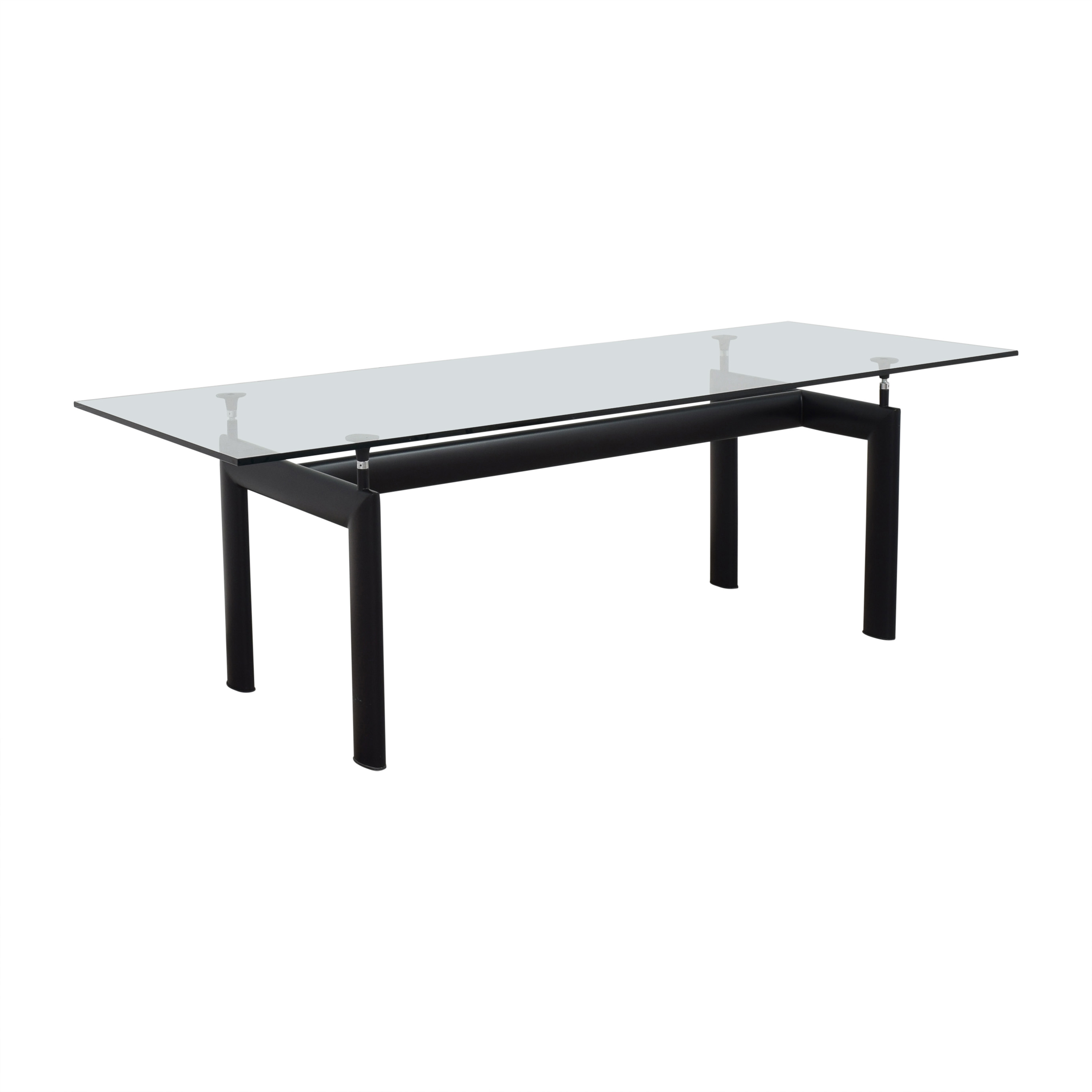 LC6-Style Dining Table on sale