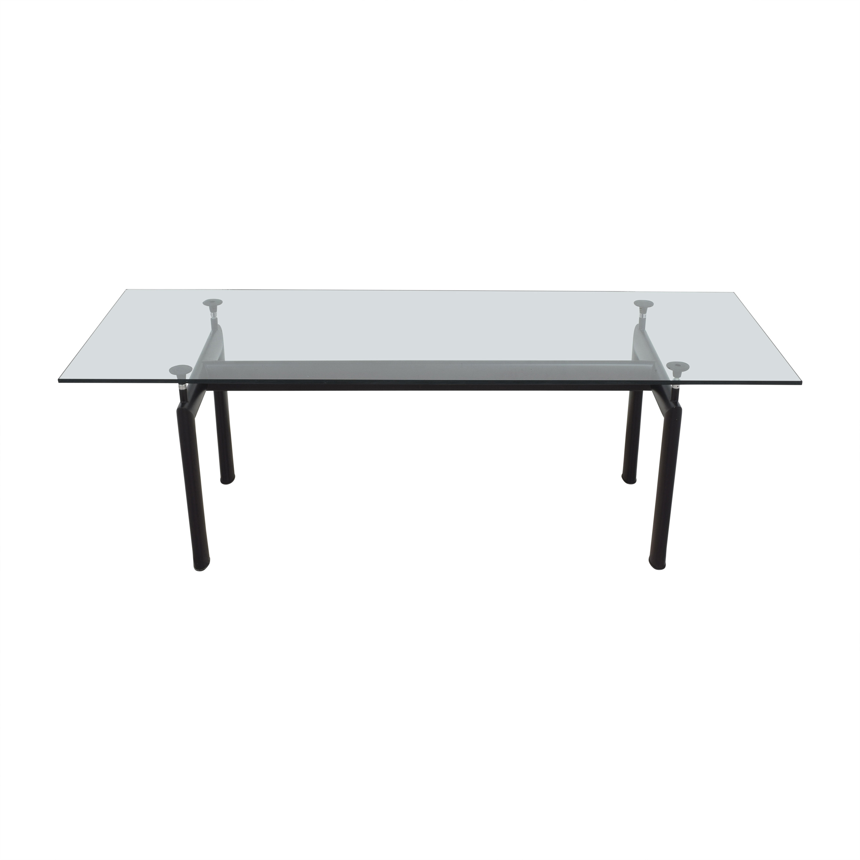LC6-Style Dining Table dimensions