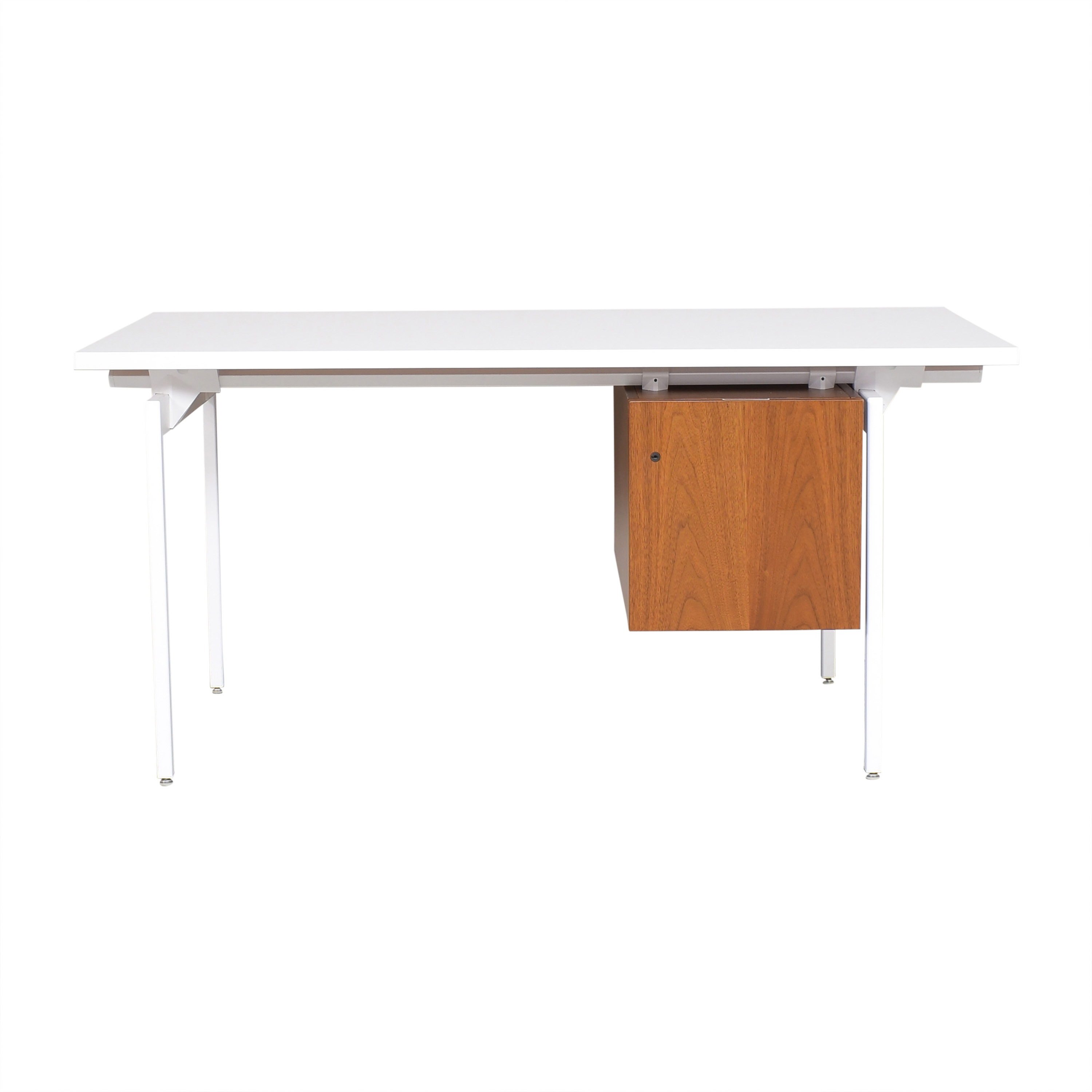 Knoll Knoll Antenna Desk with File ct