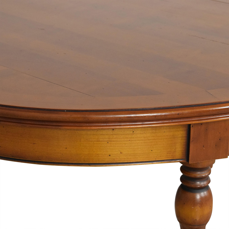 Grange Grange Oval Extendable Dining Table ct