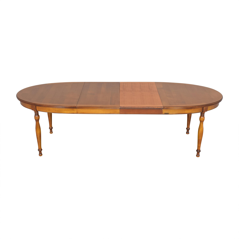 Grange Grange Oval Extendable Dining Table for sale