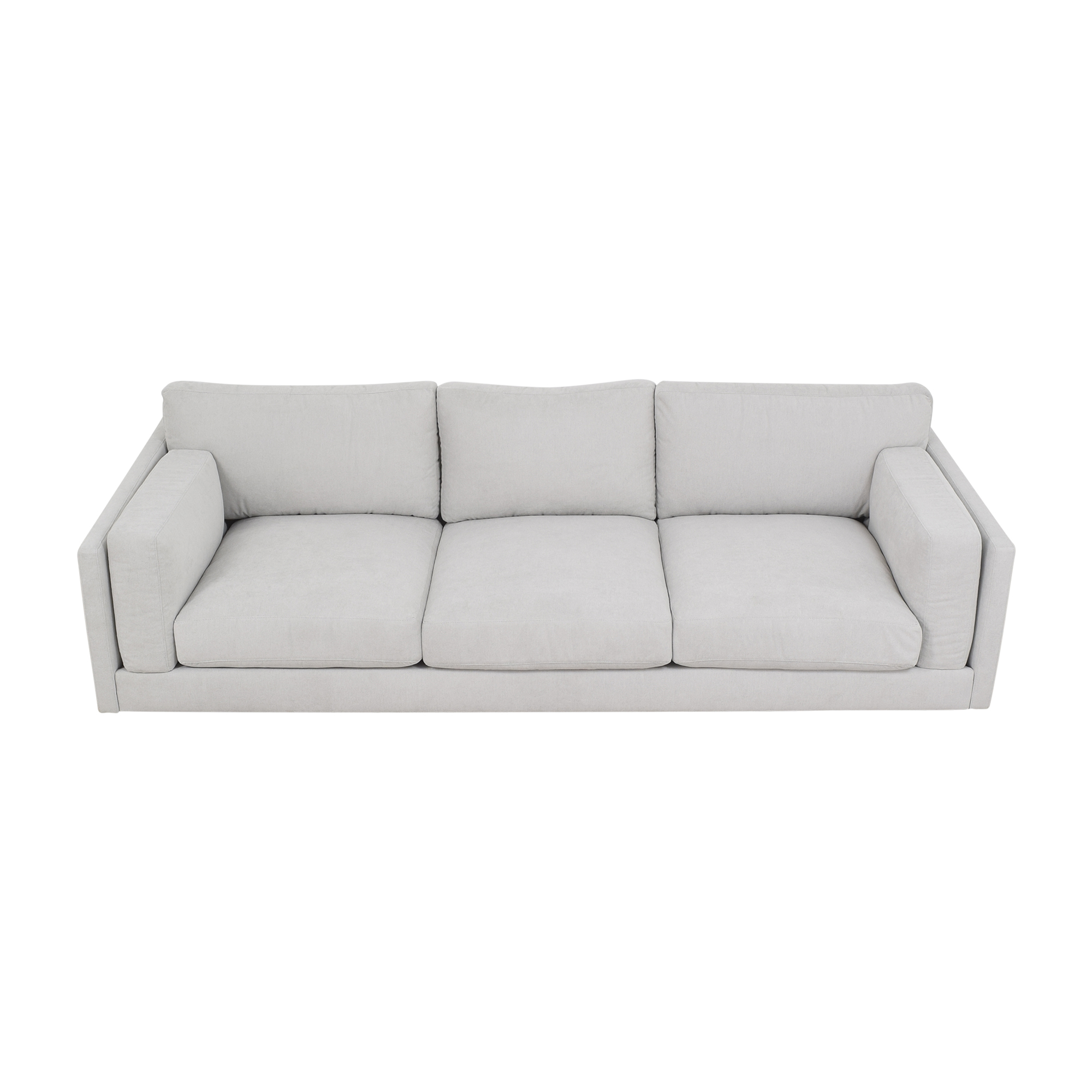 BenchMade Modern BenchMade Modern Skinny Fat Sofa light gray