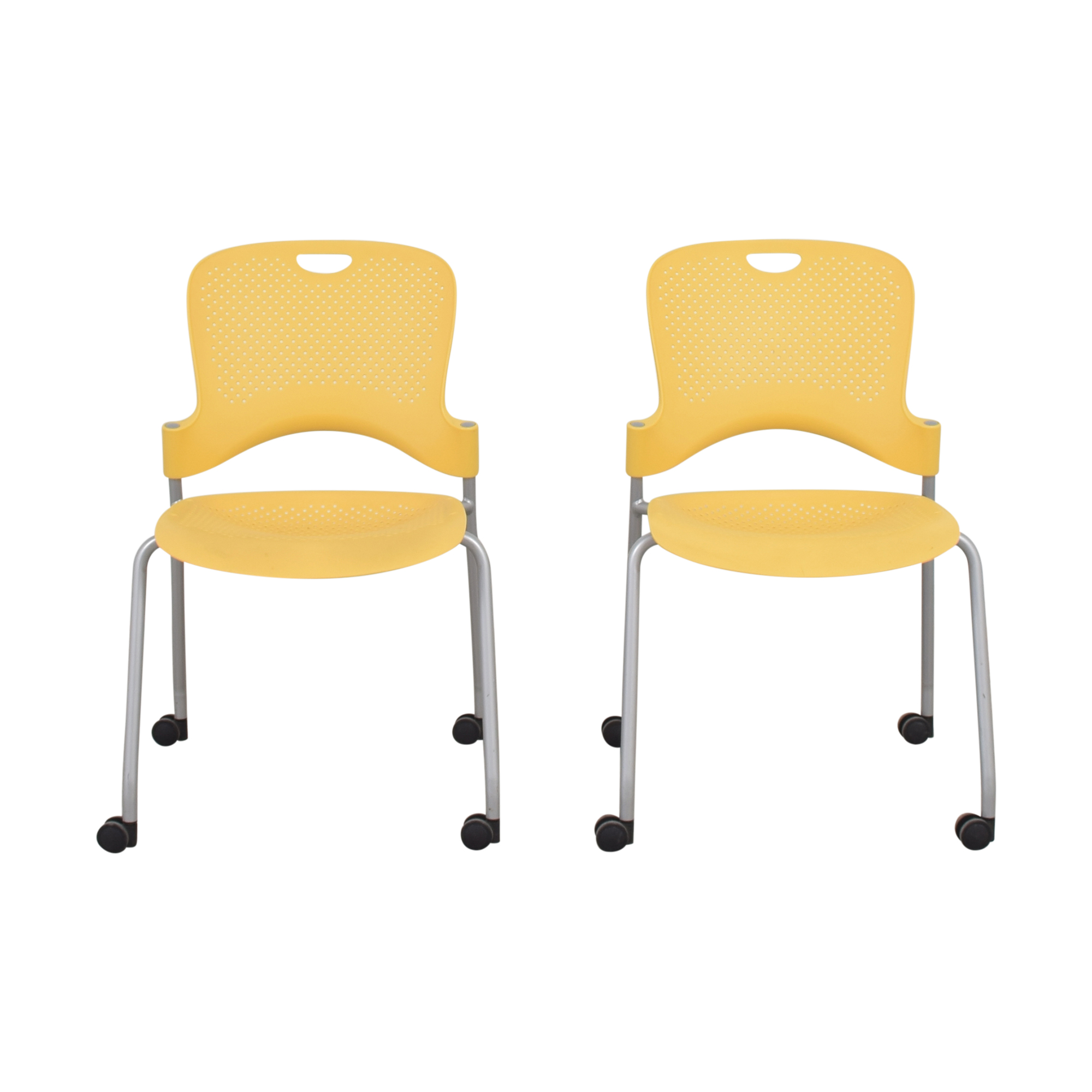 Herman Miller Herman Miller Caper Stacking Chairs pa