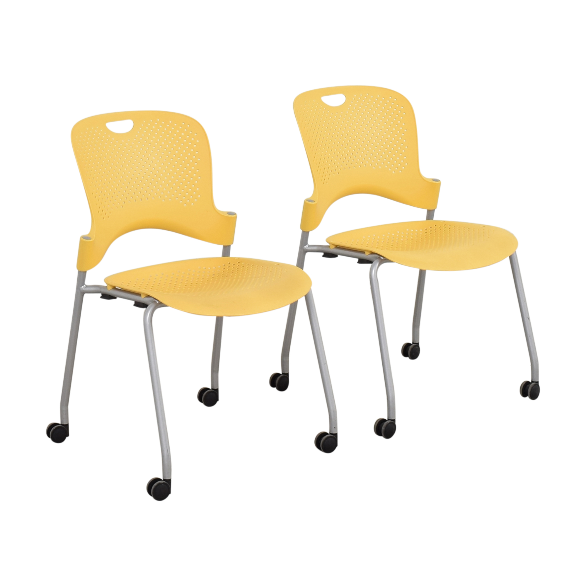 buy Herman Miller Caper Stacking Chairs Herman Miller Chairs