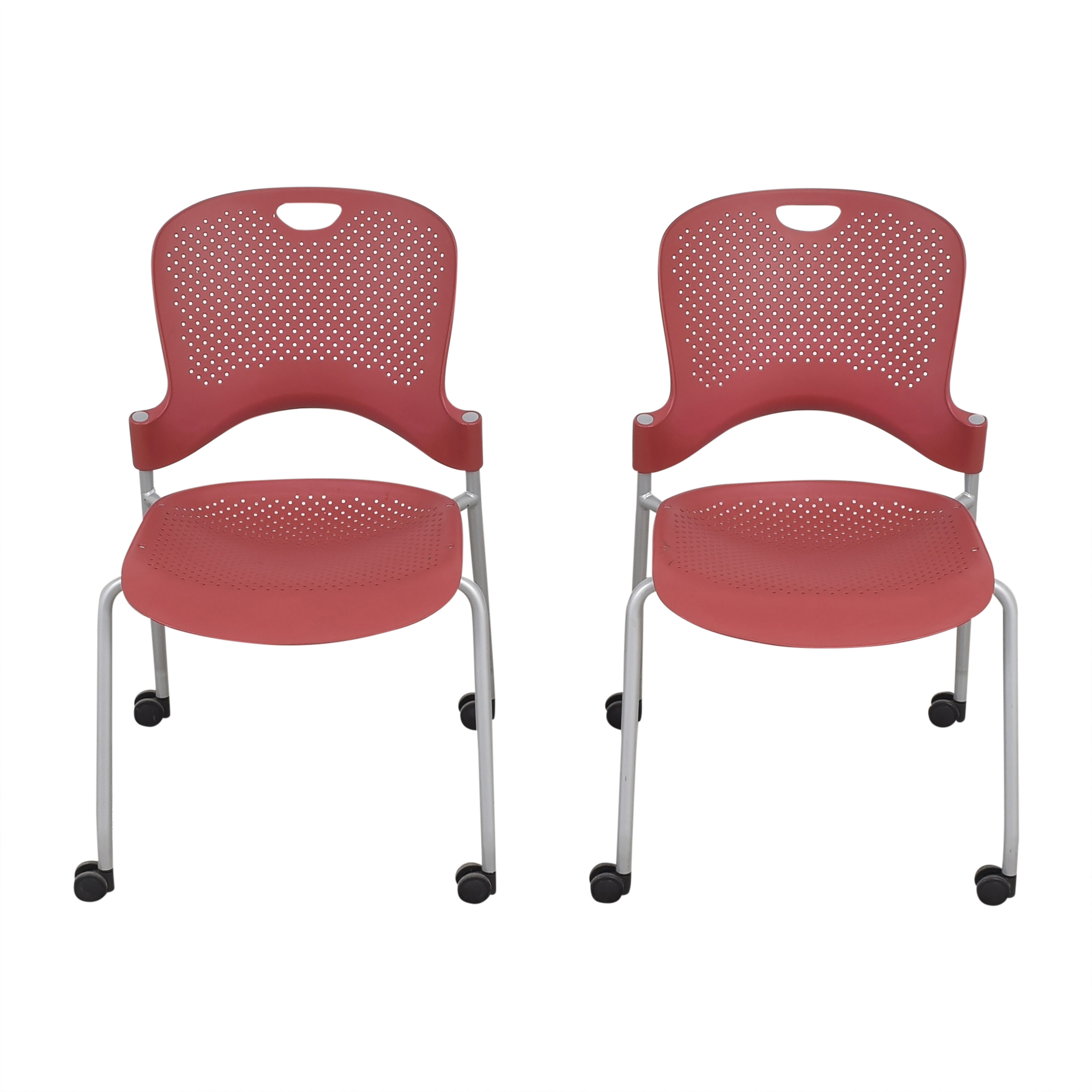 Herman Miller Herman Miller Caper Stacking Chairs nyc