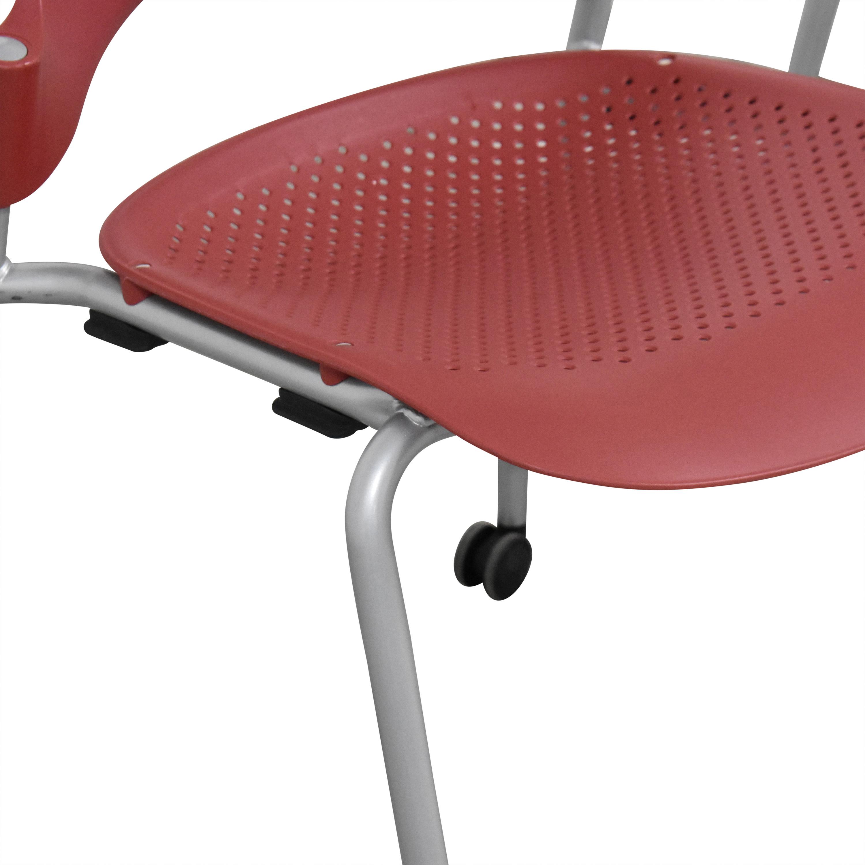Herman Miller Herman Miller Caper Stacking Chairs pa