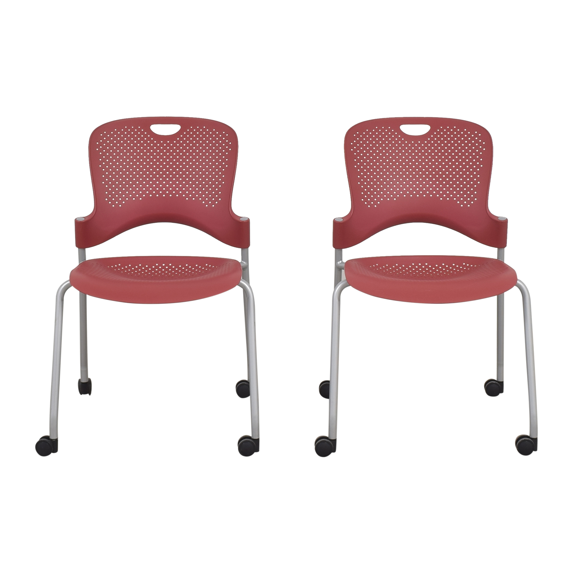 Herman Miller Herman Miller Caper Stacking Chairs discount