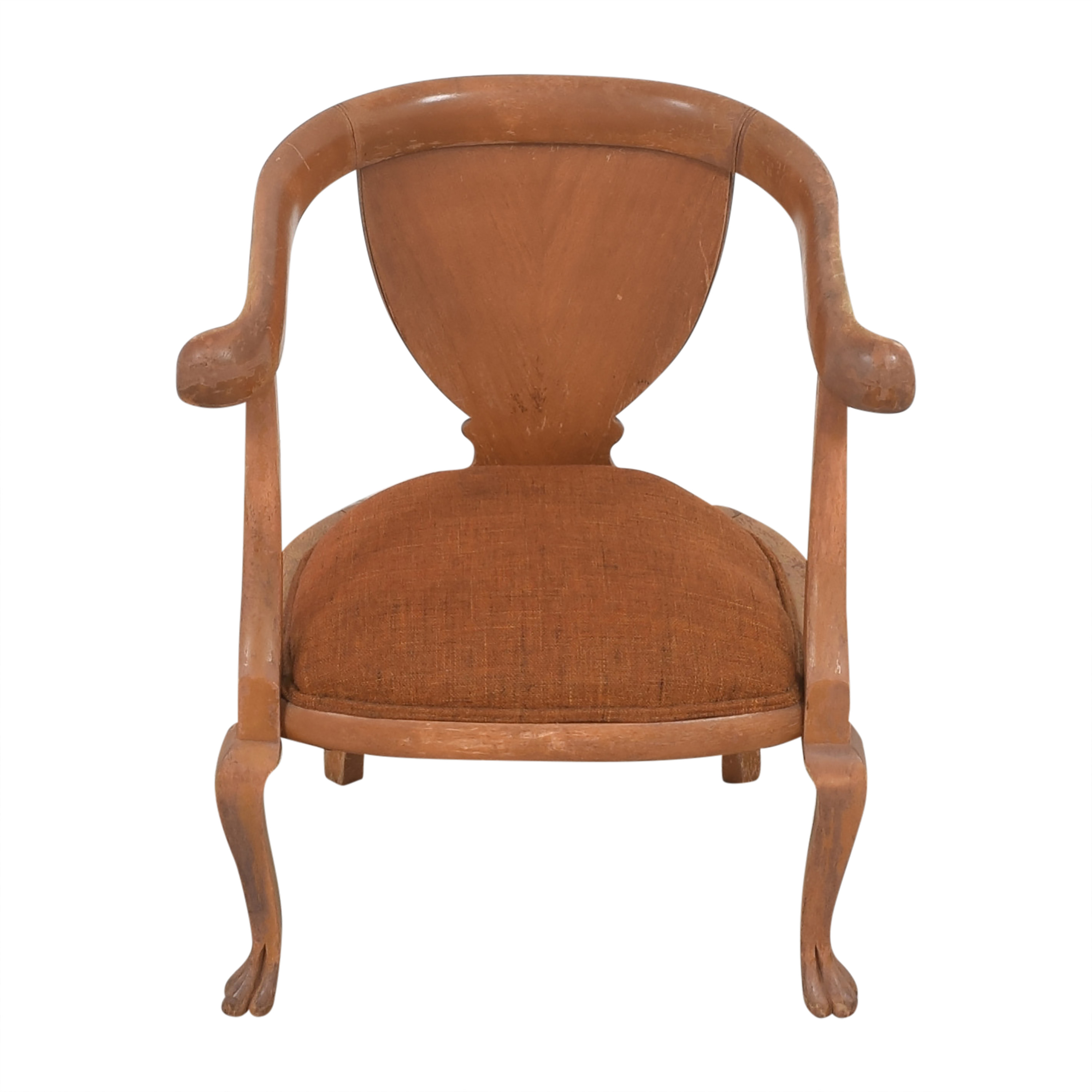 Ming Palace-Style Accent Chair  pa