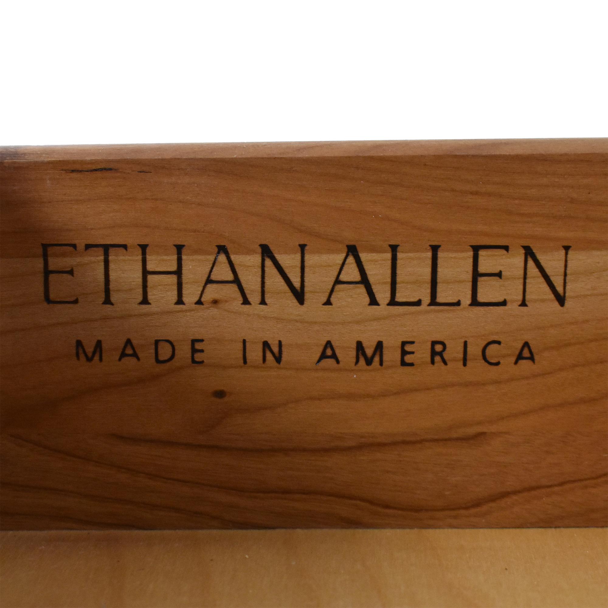 Ethan Allen Ethan Allen Georgian Court Flip-Top Server Buffet