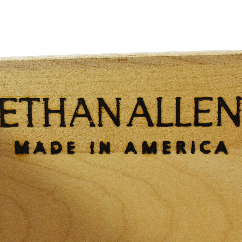 buy Ethan Allen Country Colors Seven Drawer Dresser Ethan Allen Dressers