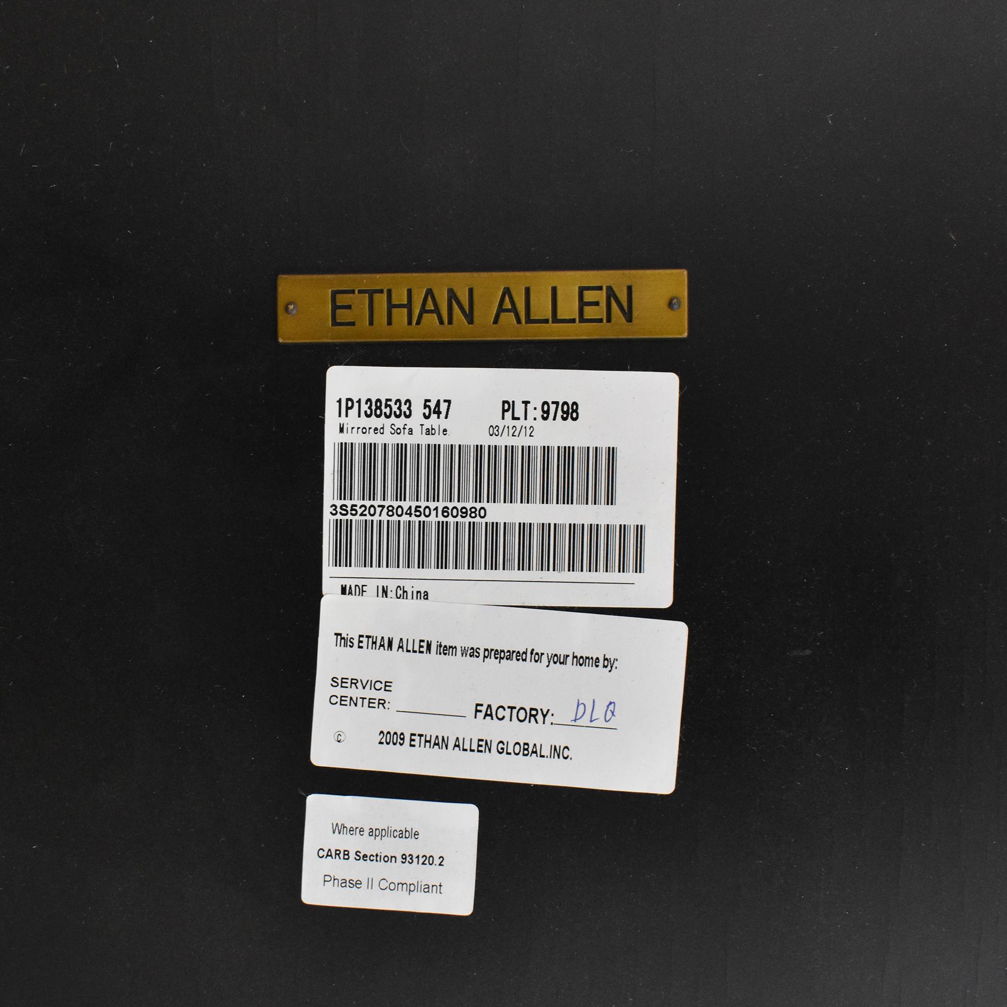 Ethan Allen Ethan Allen Everett End Table