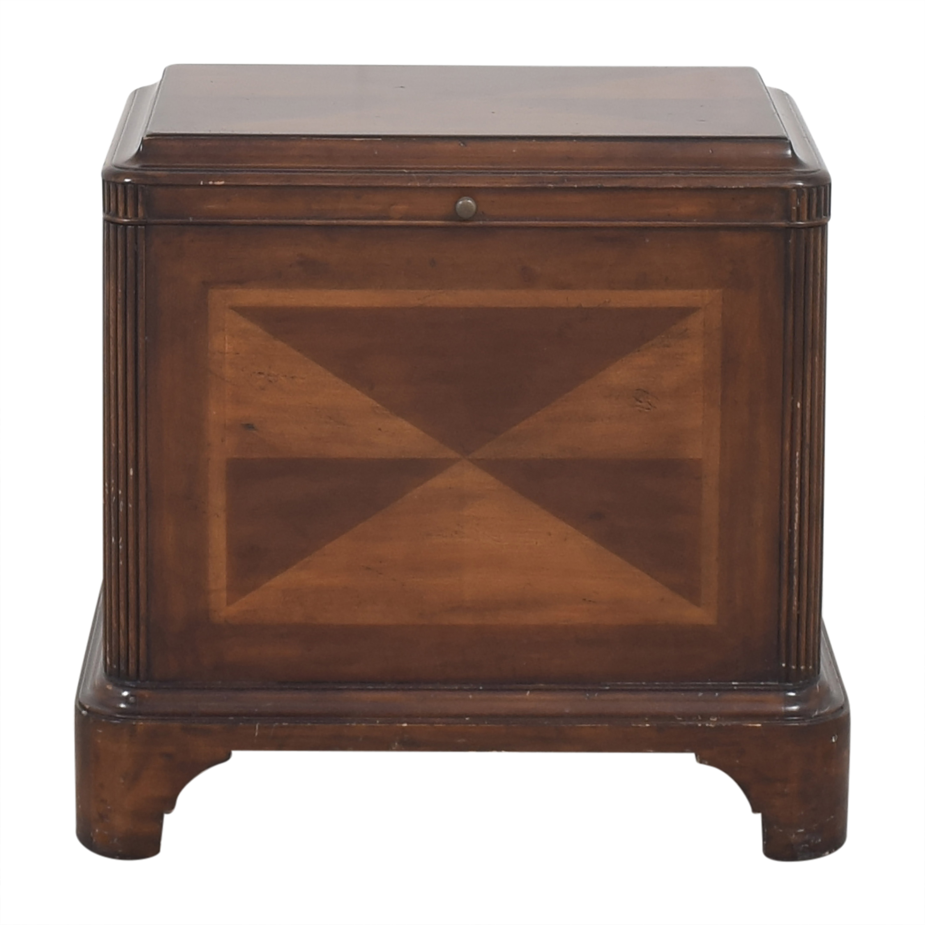 buy Woodbridge Furniture Lift-Top Storage End Table Woodbridge Furniture