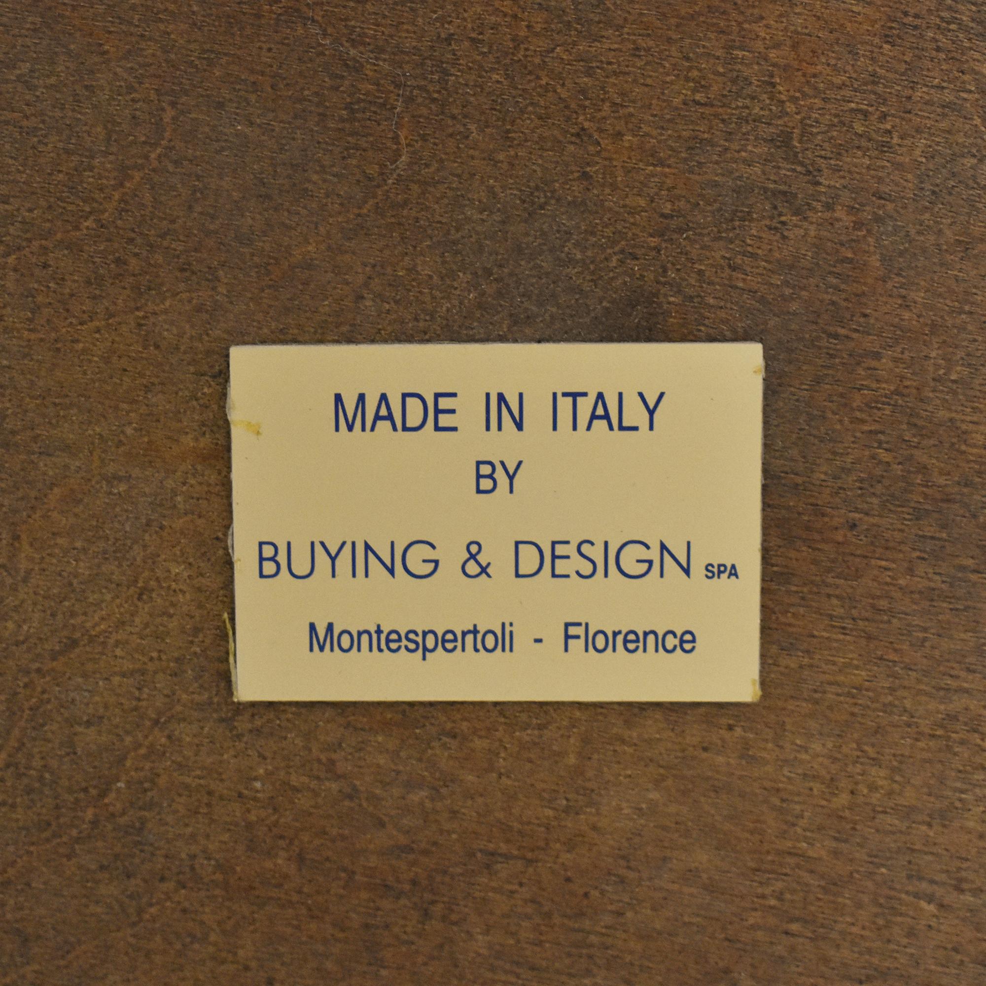 Buying & Design Buying & Design Floral Sideboard pa