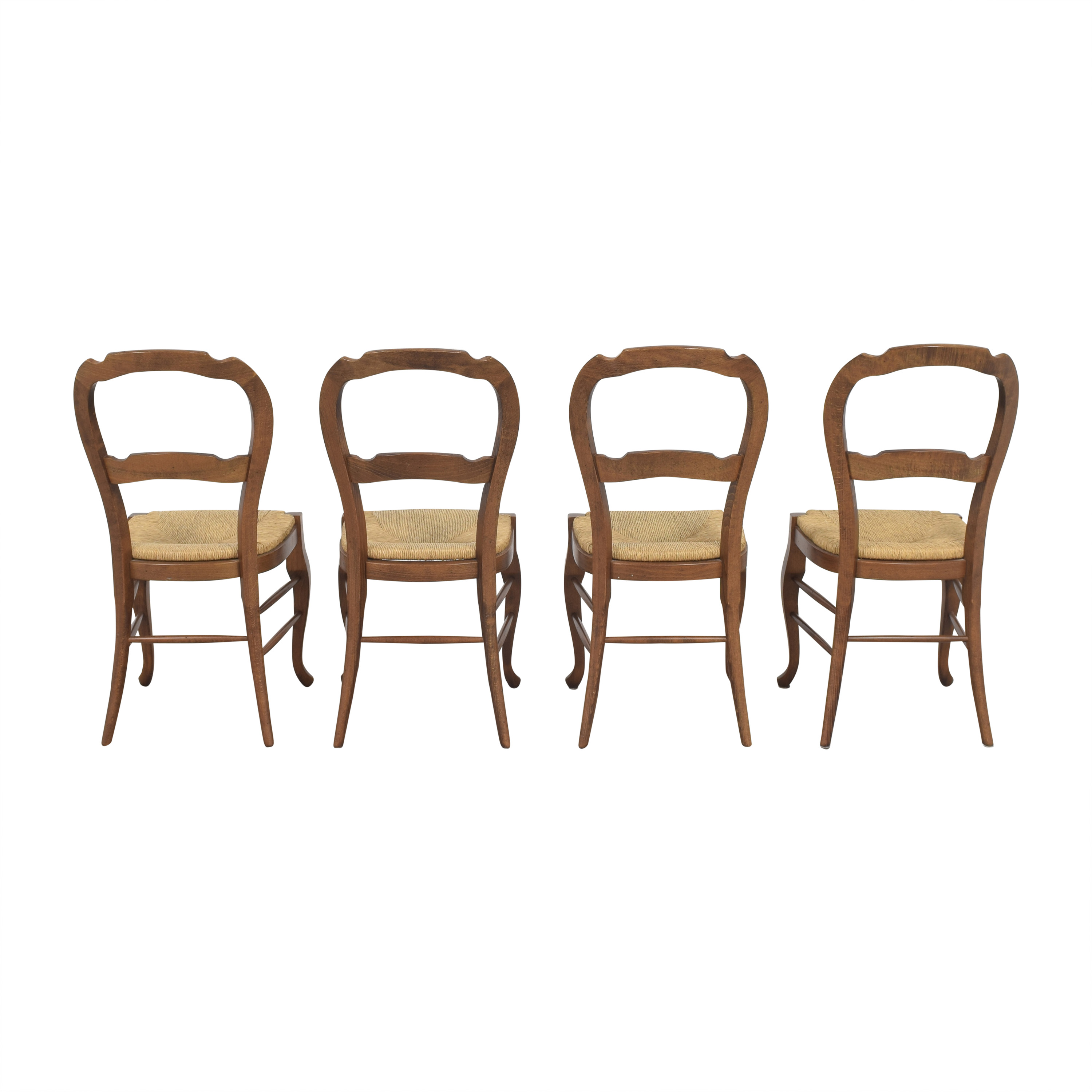 Pottery Barn Pottery Barn Woven Seat Dining Chairs ct
