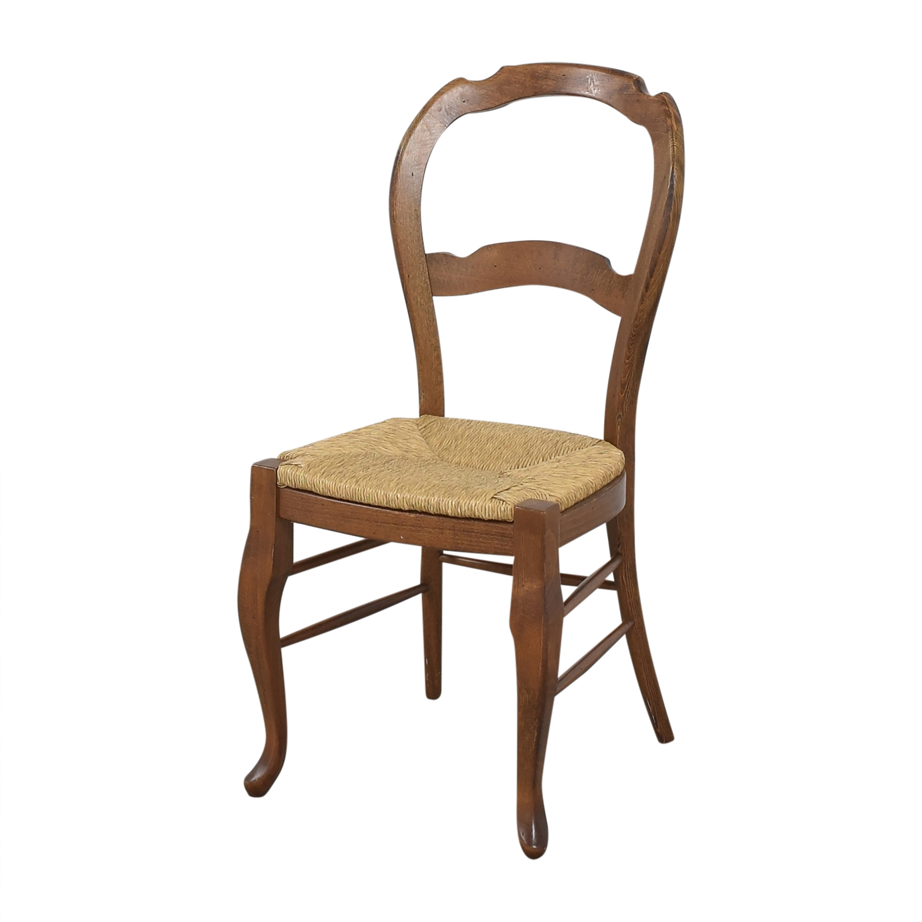 Pottery Barn Pottery Barn Woven Seat Dining Chairs ma