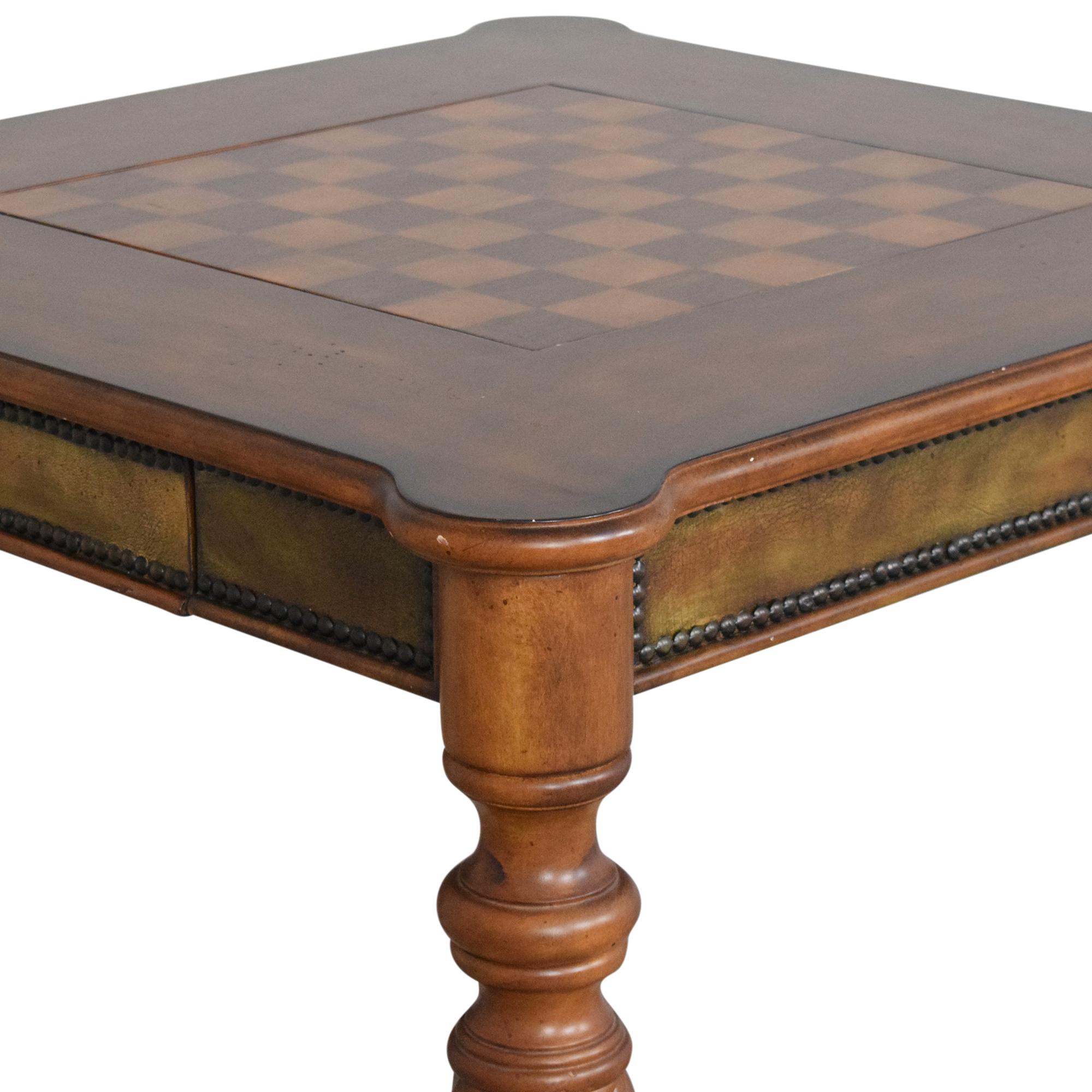 Hooker Furniture Hooker Furniture Game Table second hand