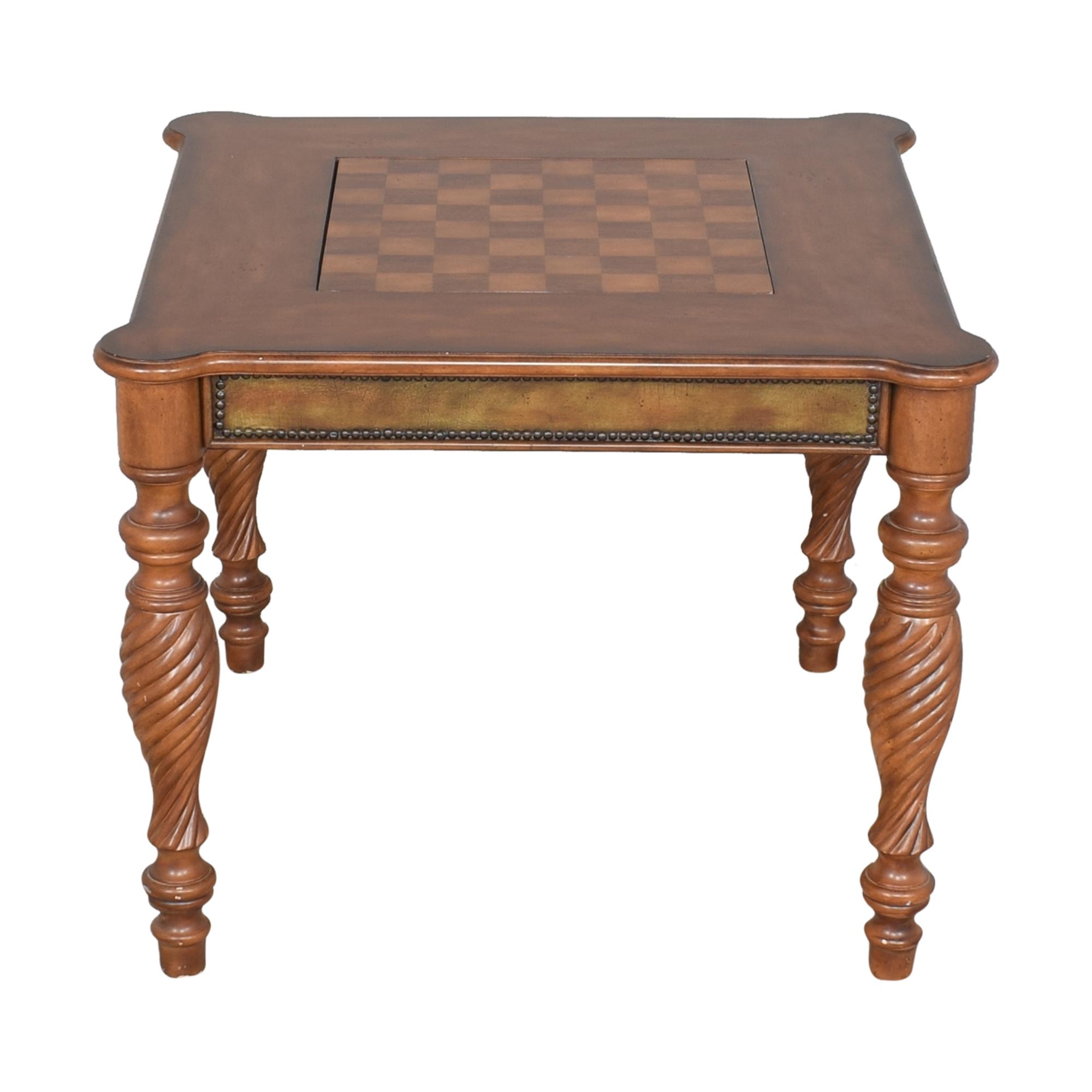 Hooker Furniture Hooker Furniture Game Table Tables