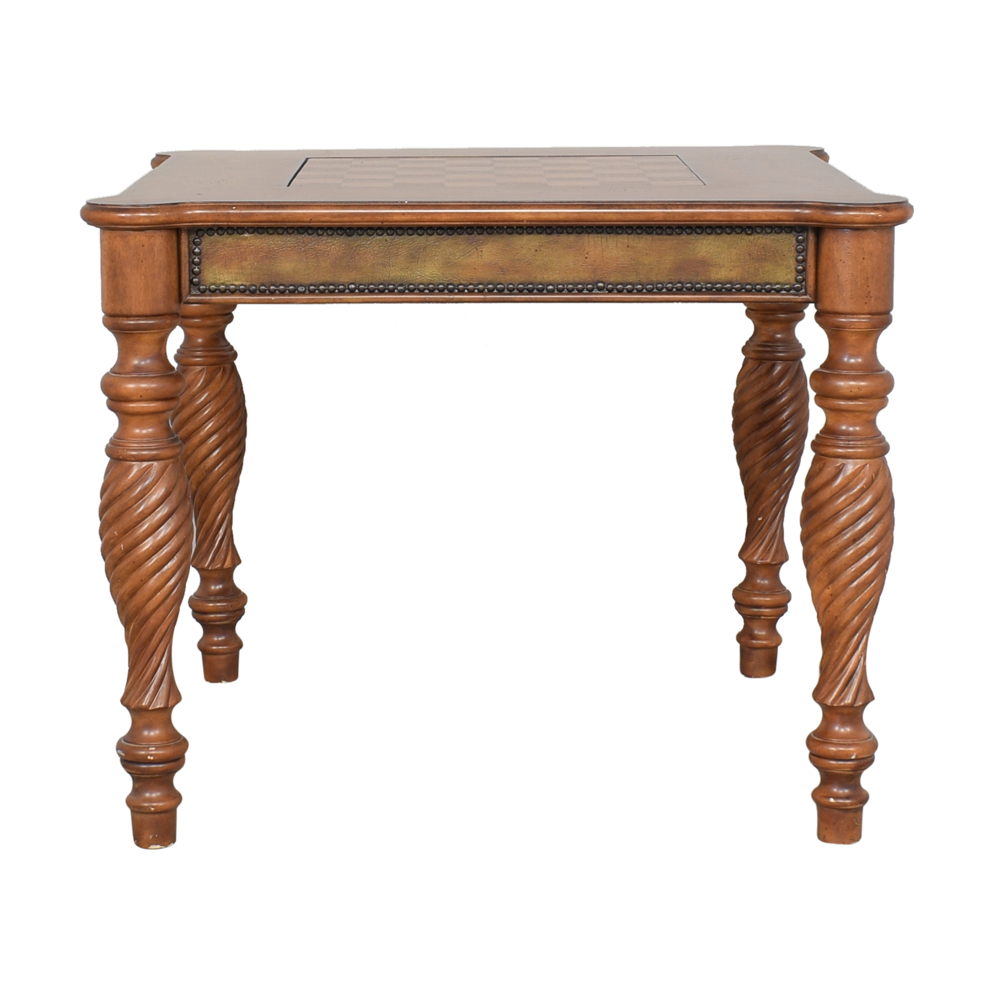Hooker Furniture Hooker Furniture Game Table brown