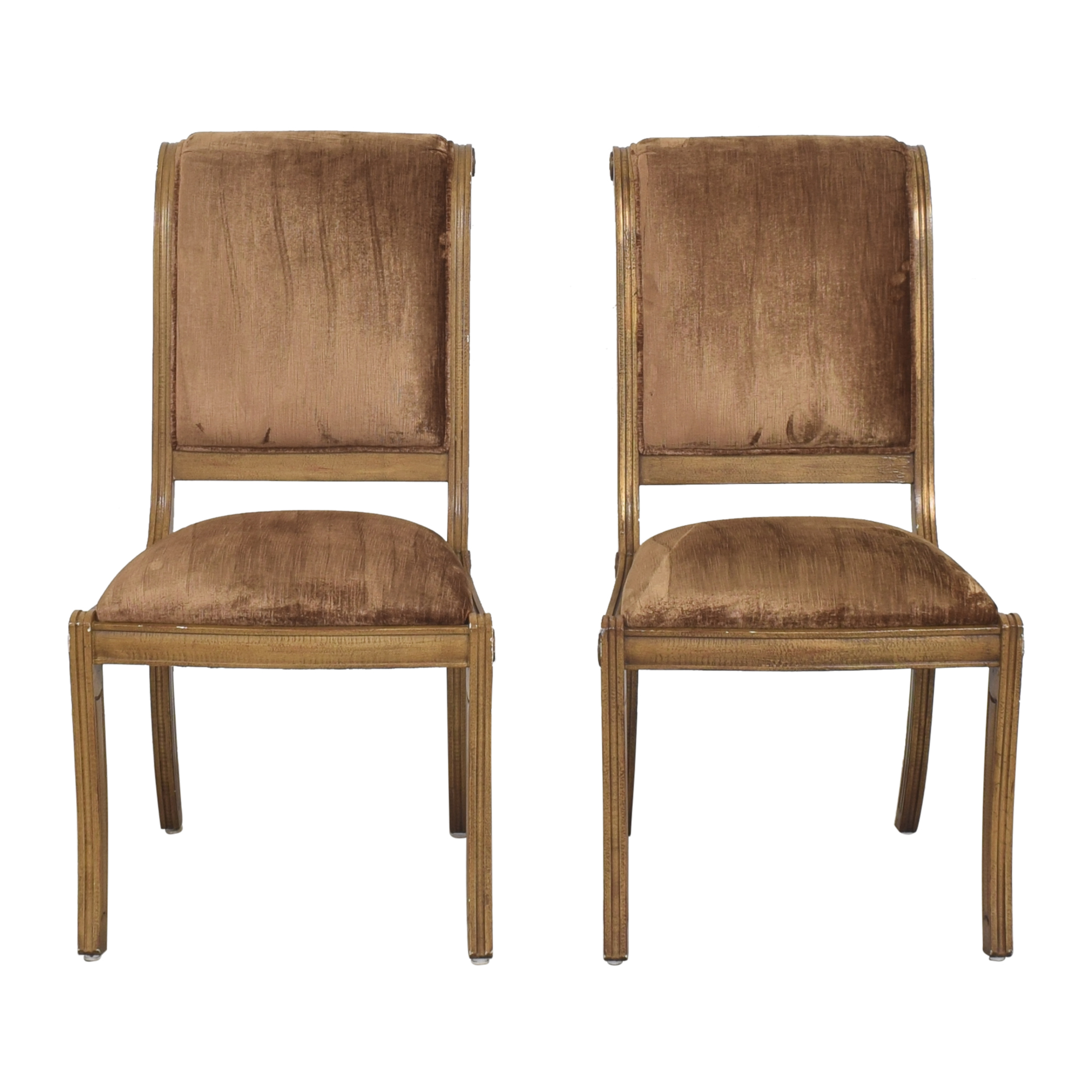 Robert Allen Rodeo Side Dining Chairs Robert Allen