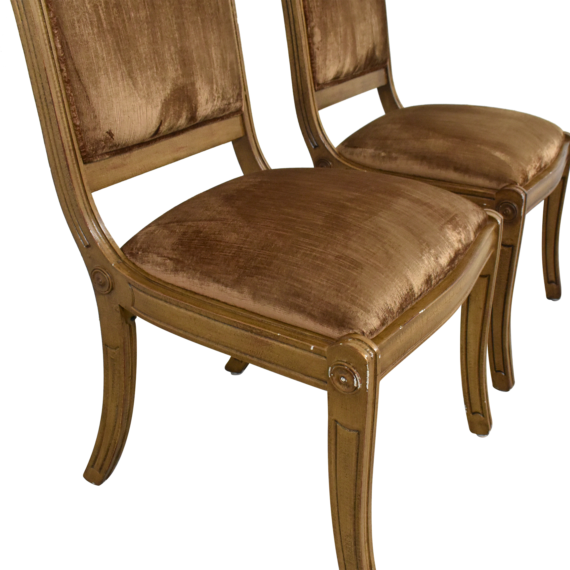 Robert Allen Robert Allen Rodeo Side Dining Chairs Chairs