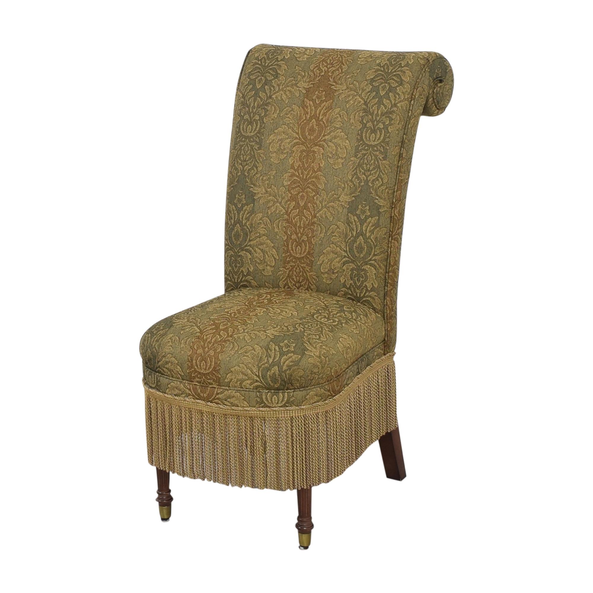 buy Designmaster Furniture Designmaster Furniture Tasseled Dining Chairs online
