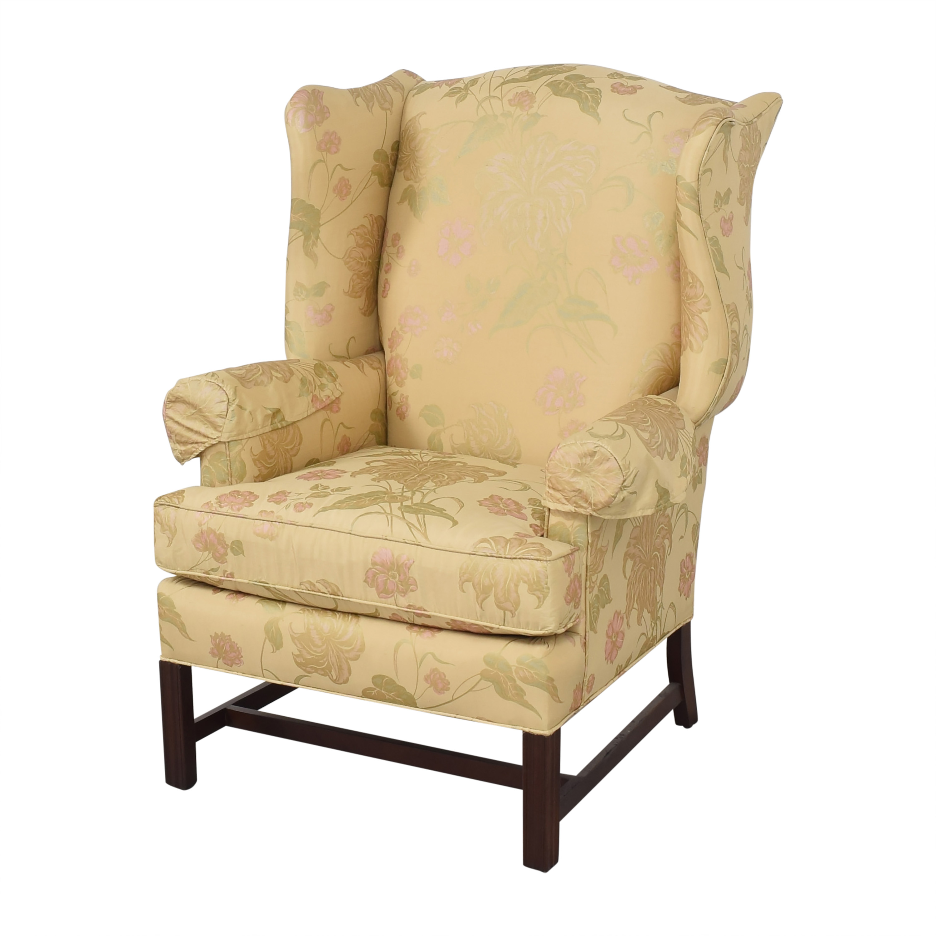 CR Laine Upholstered Accent Chair sale