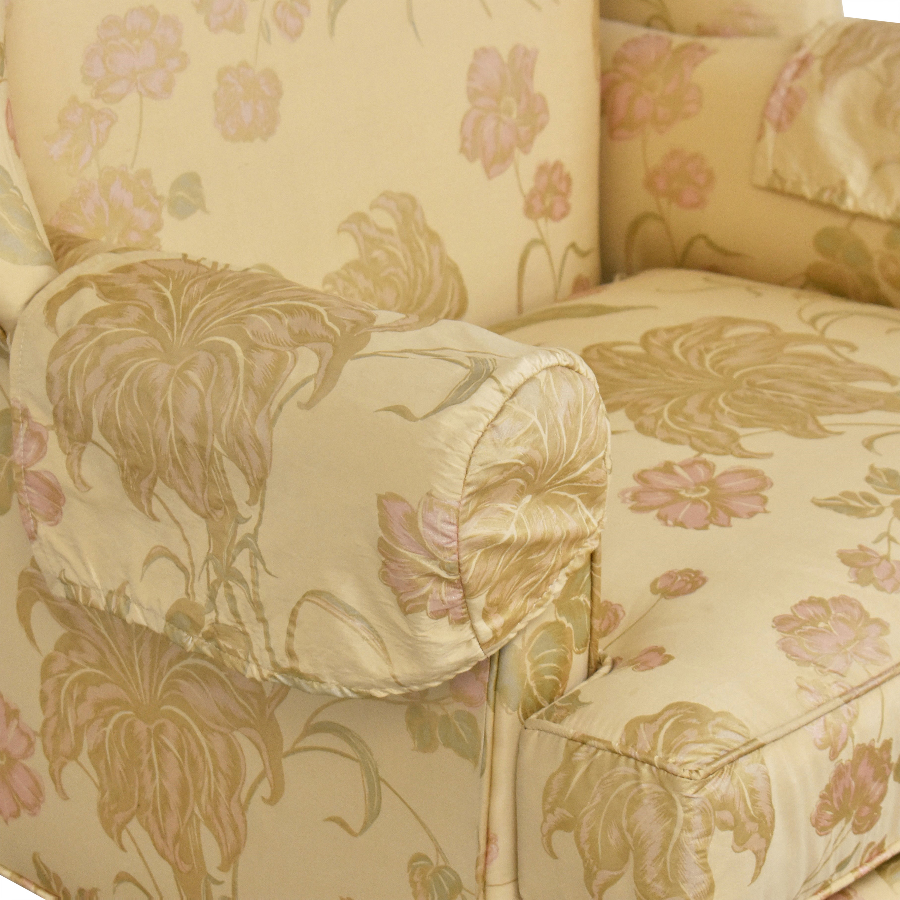 CR Laine CR Laine Upholstered Accent Chair pa