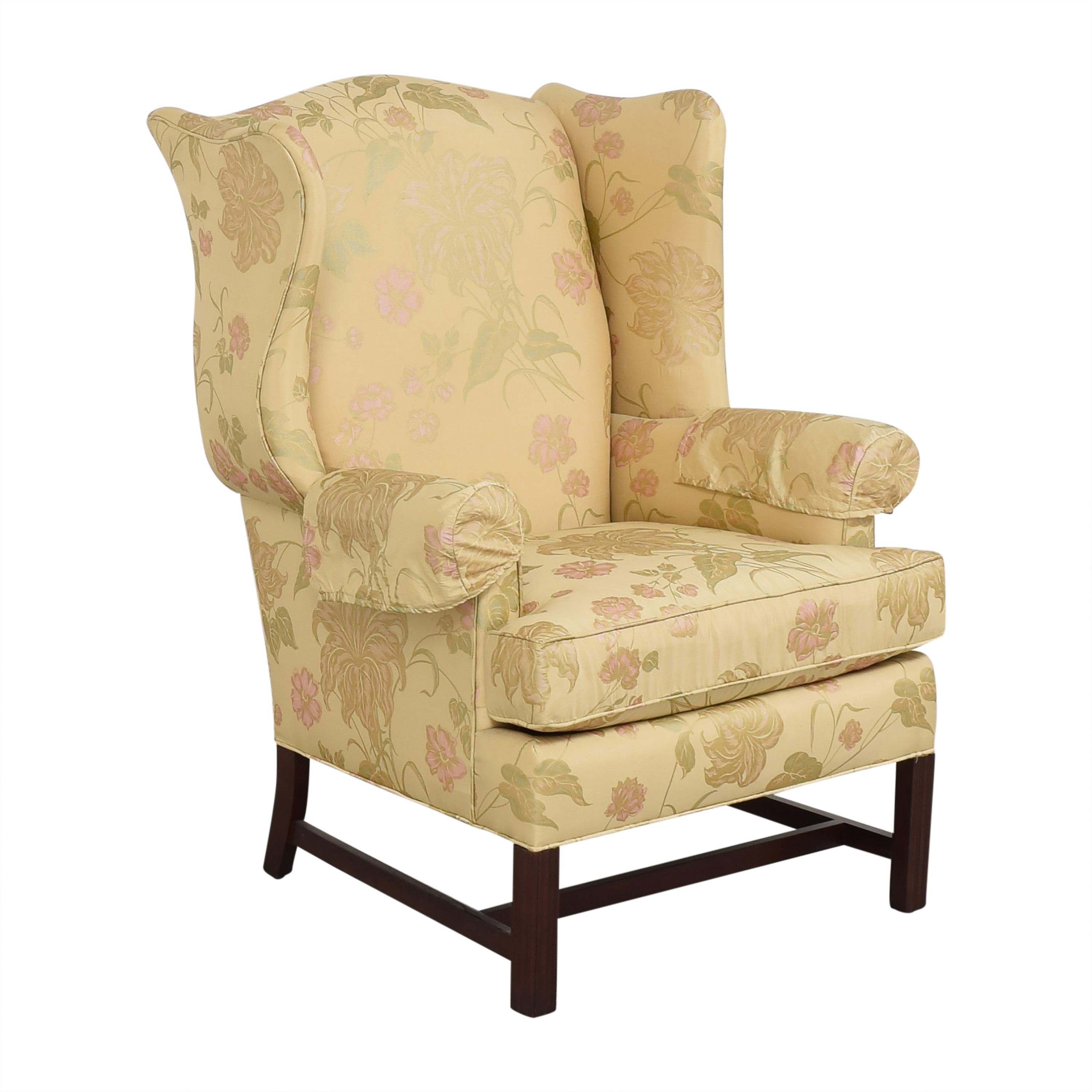CR Laine CR Laine Upholstered Accent Chair gold
