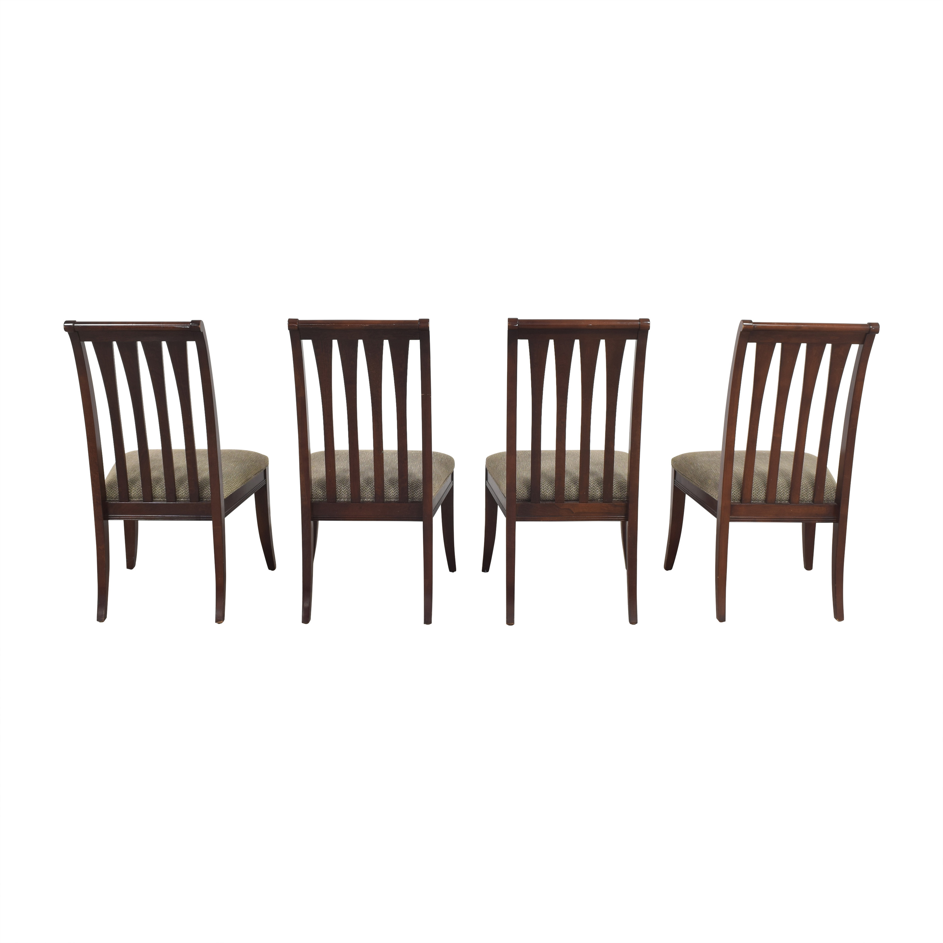 Ethan Allen Ethan Allen Avenue Collection Dining Chairs second hand