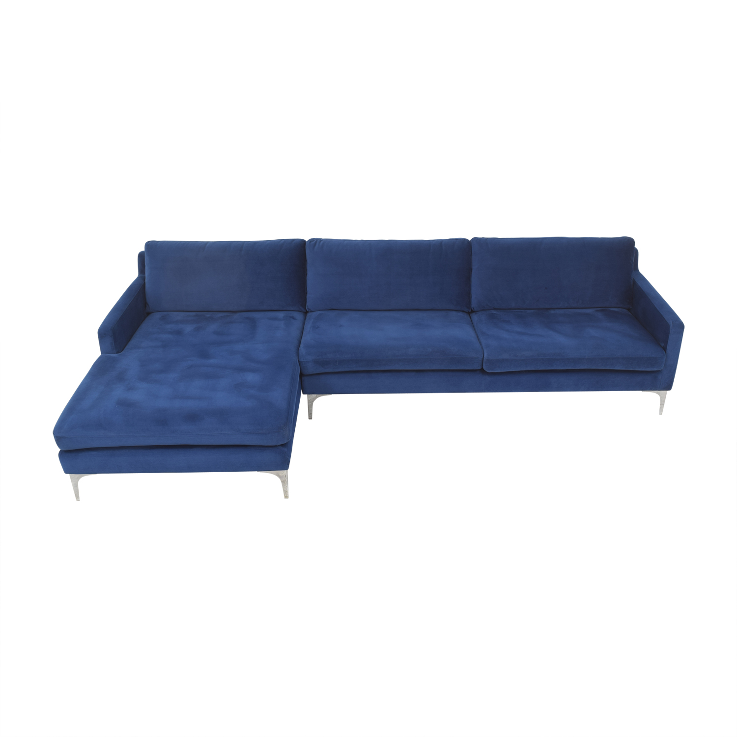 Joss & Main Joss & Main Bridgehampton Chaise Sectional Sofa on sale