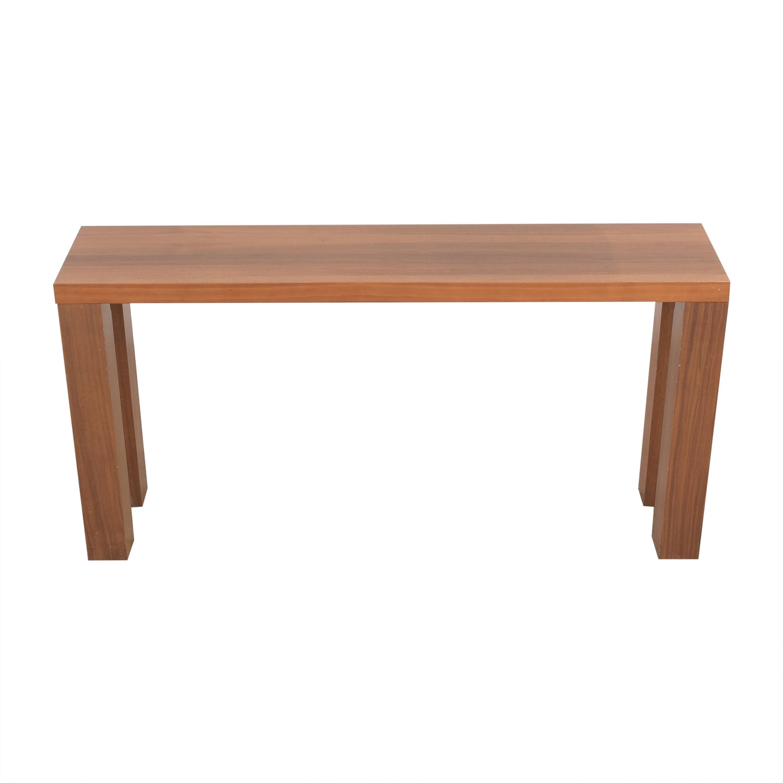BoConcept BoConcept Parsons-Style Console Table ct