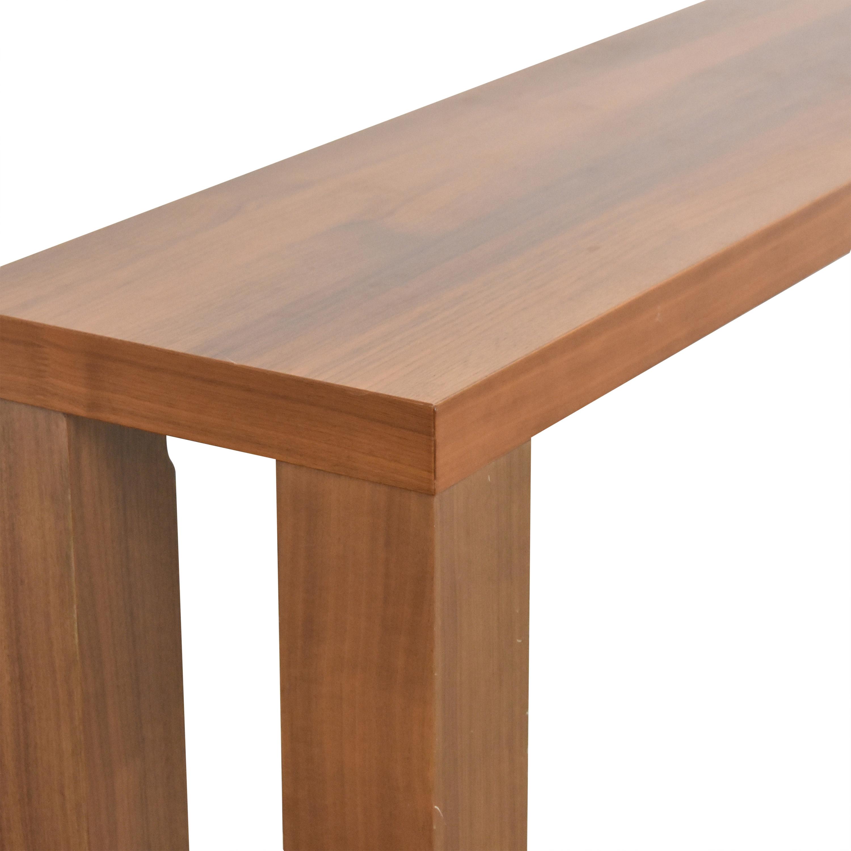 BoConcept BoConcept Parsons-Style Console Table pa