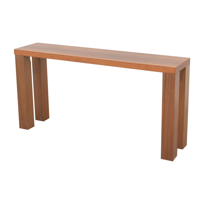 BoConcept Parsons-Style Console Table / Accent Tables